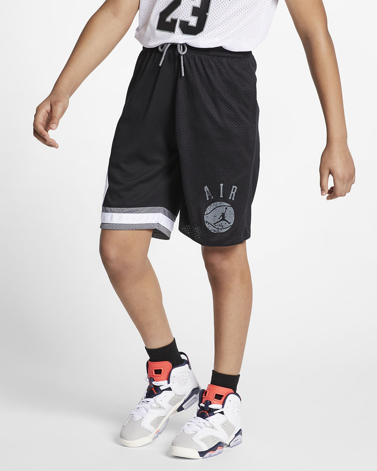 Jordan Dri-FIT Authentic Jongensshorts