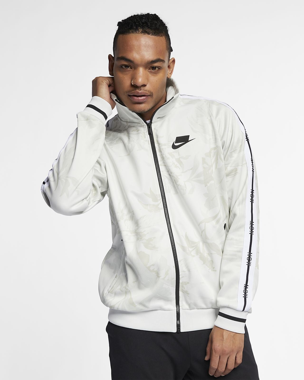 Veste de survêtement imprimée Nike Sportswear NSW
