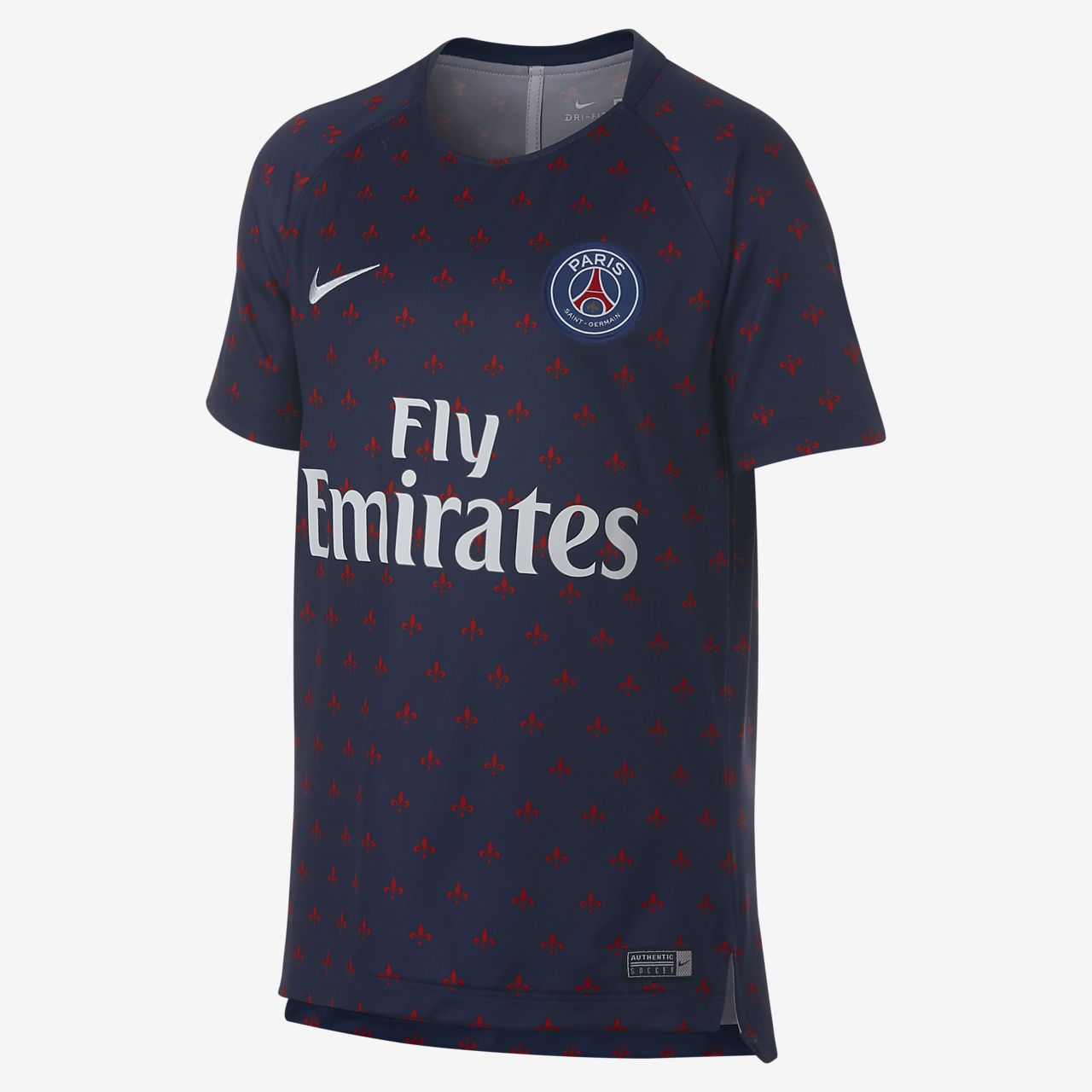 Maglia Paris Saint-Germain personalizzata