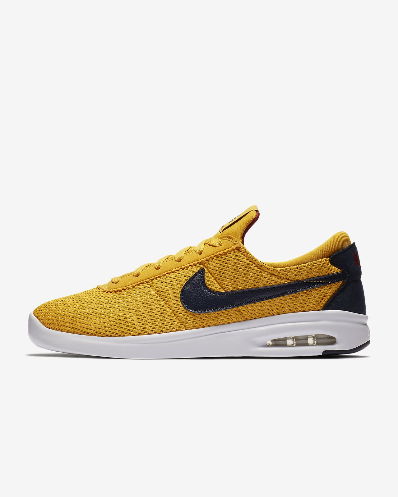 new product 9fe0b c8e35 ... germany nike sb air max bruin vapor mens skateboarding shoe c9107 55b4b