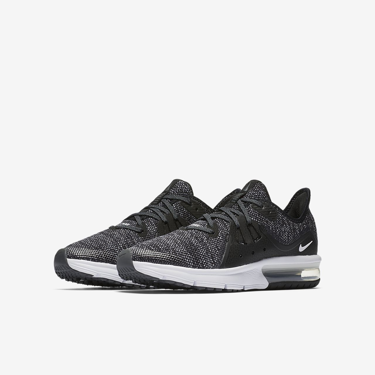 timeless design beafa a0dd0 ... Nike Air Max Sequent 3 Older Kids  Running Shoe