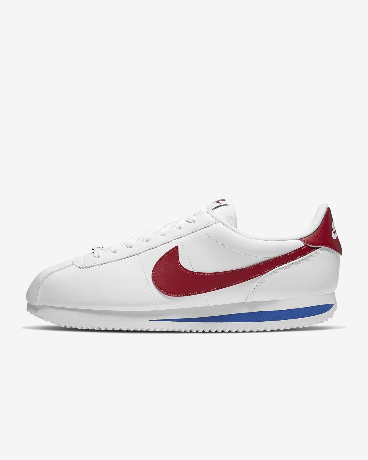 seleziona per originale aspetto estetico morbido e leggero Nike Cortez Basic Shoe. Nike.com