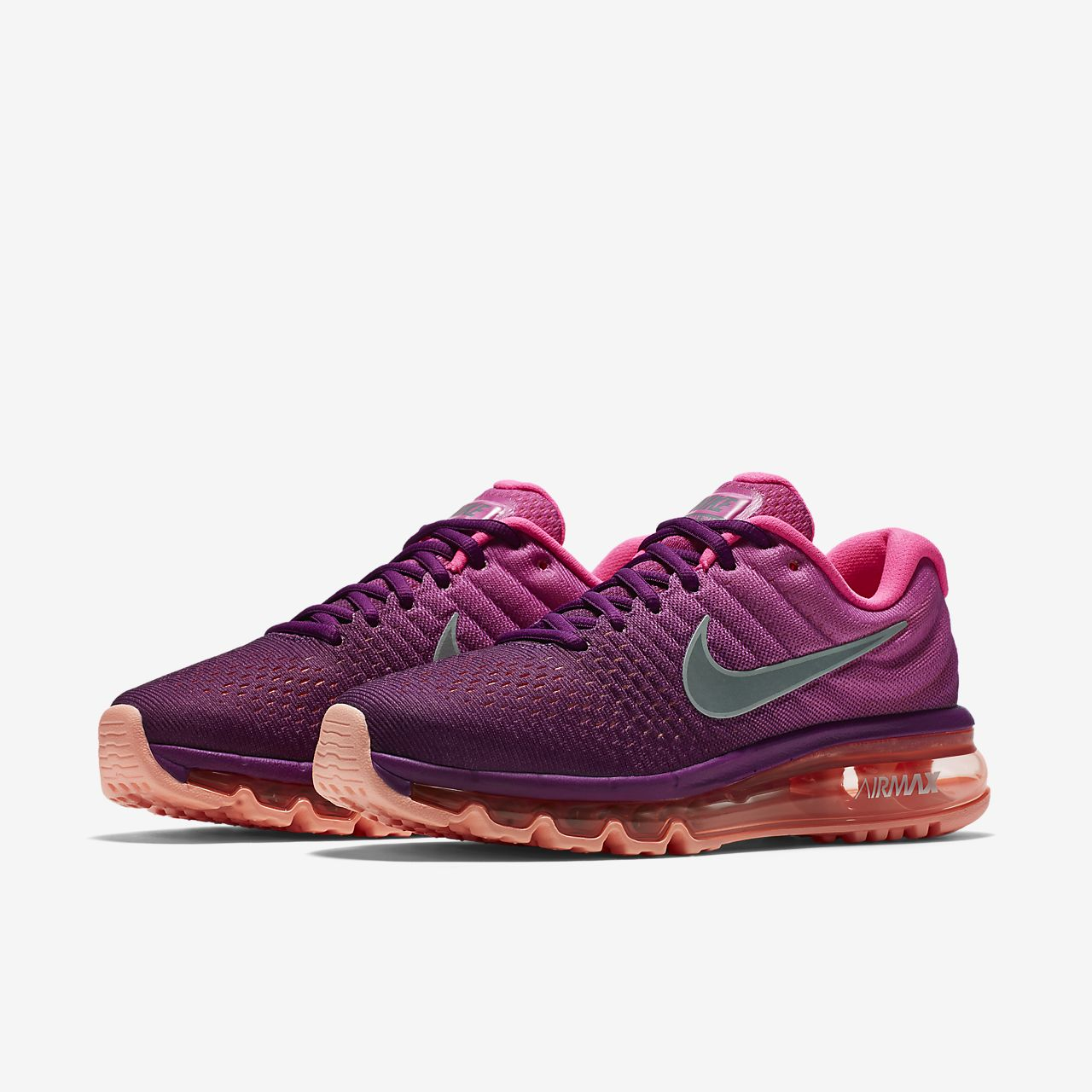 nike air max 2017 womens running shoe nikecom