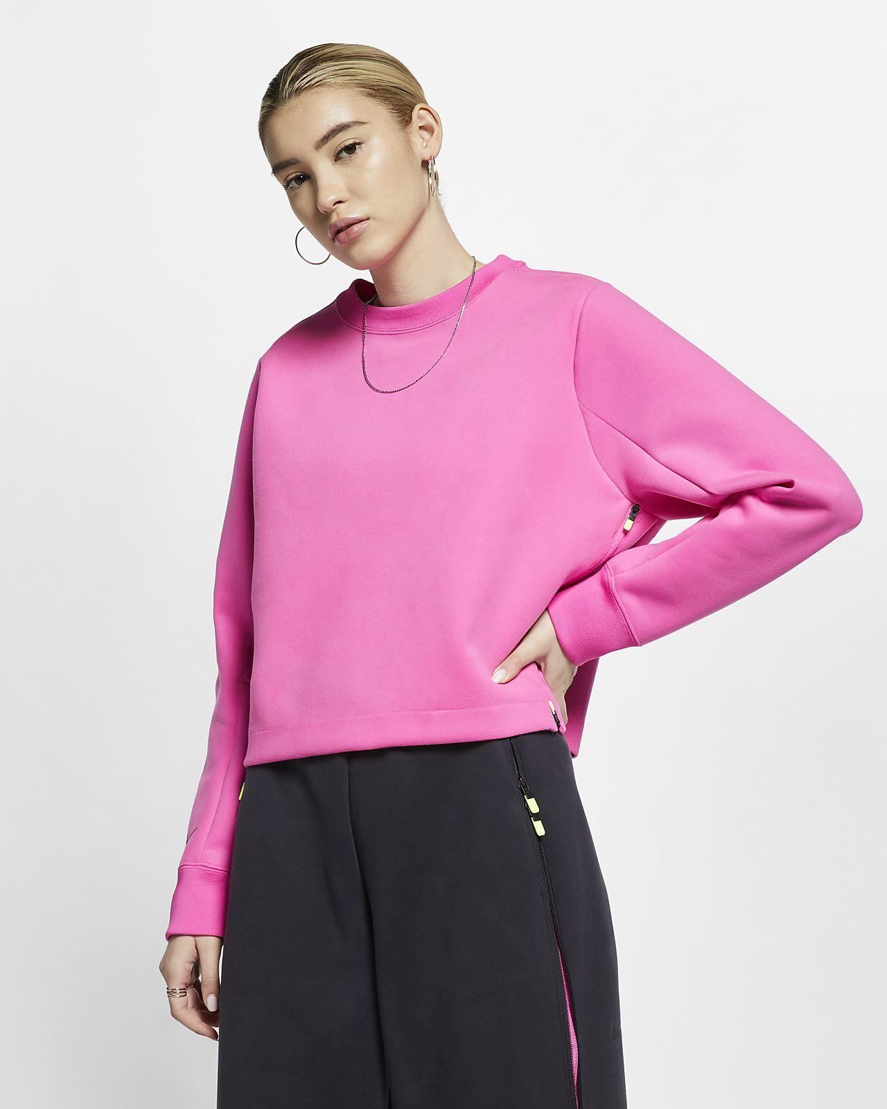 Nike Sportswear Tech Pack Damen Rundhalsshirt