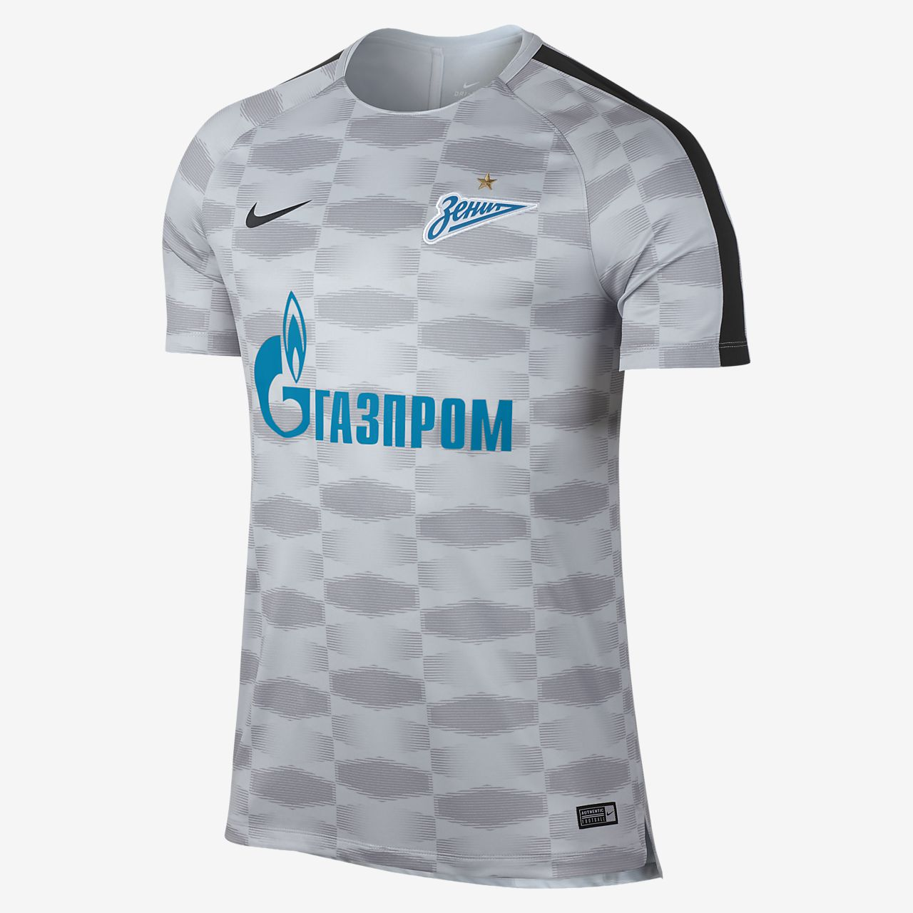 FC Zenit Dry Squad Men's Football Top