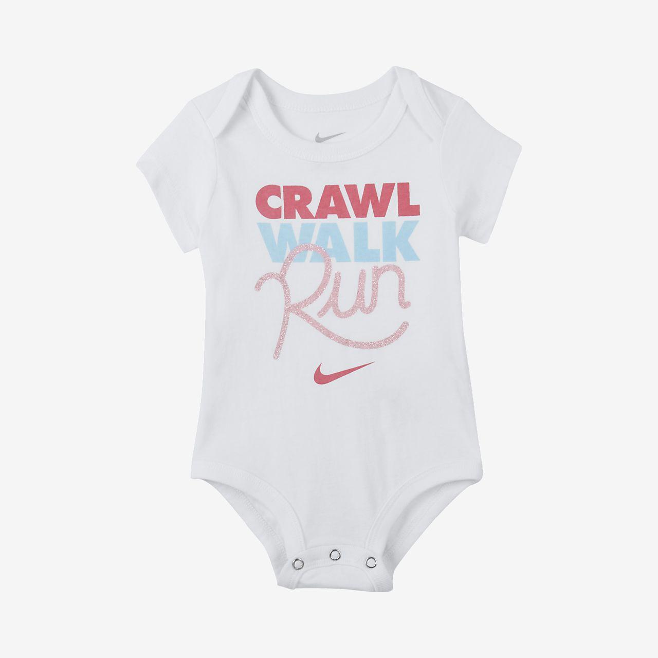 Body Nike pro kojence (0–9 měsíců)
