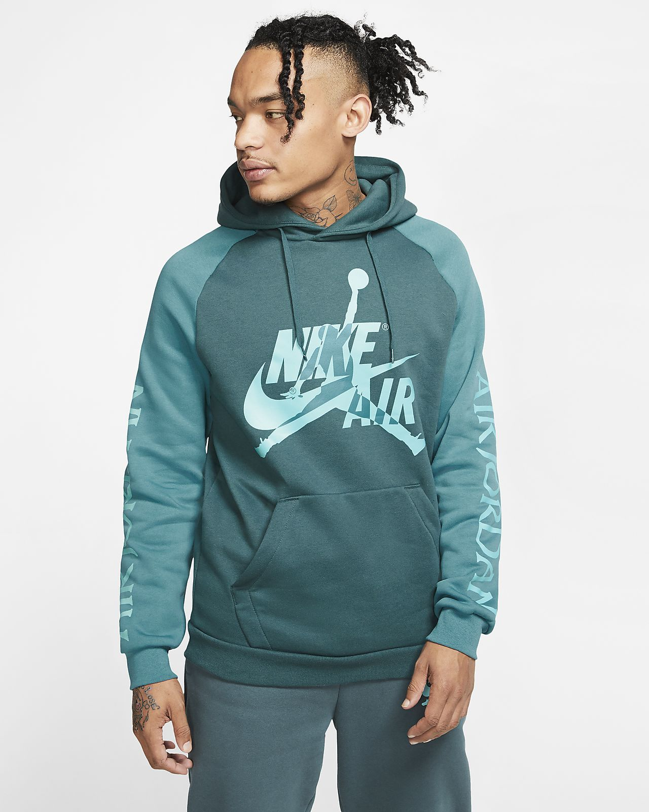 Jordan Jumpman Classics Pullover Hoodie Nike Air Fleece