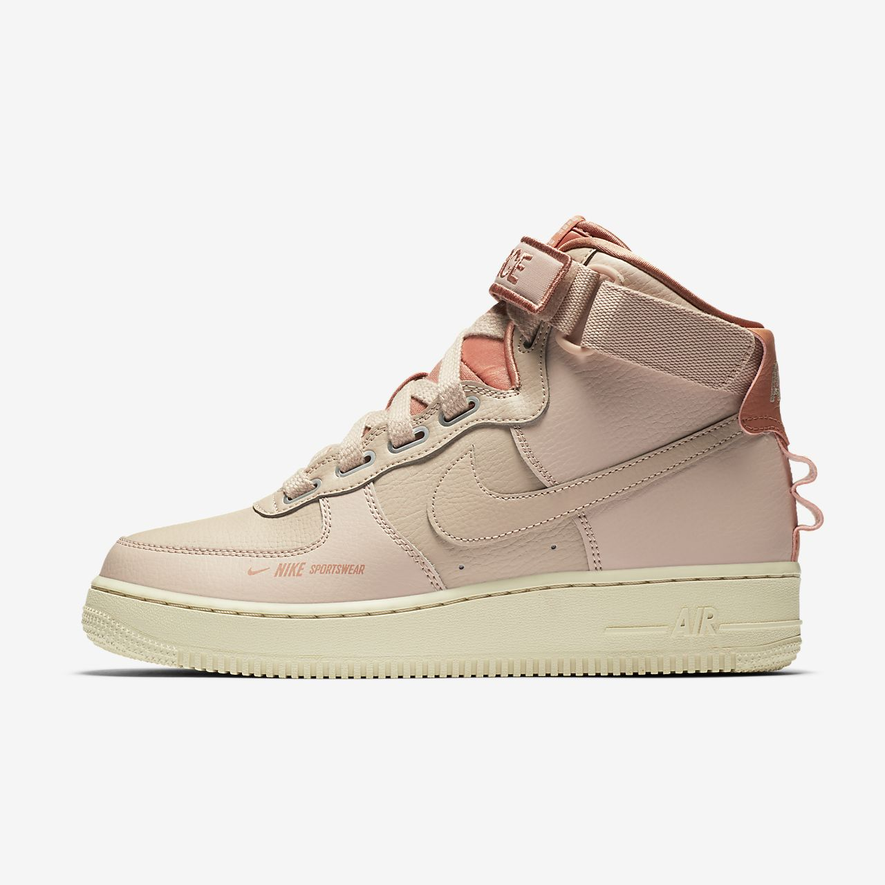 release info on f7c9b b60f7 ... Nike Air Force 1 High Utility Women s Shoe