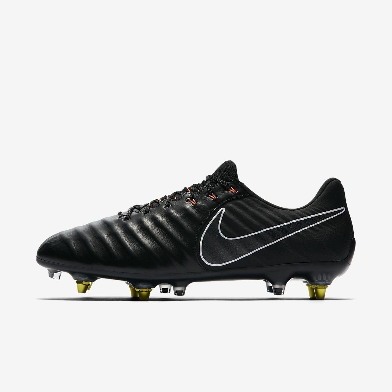 Men's Nike Premier II Anti-Clog Traction SG-PRO Black/Black/Black