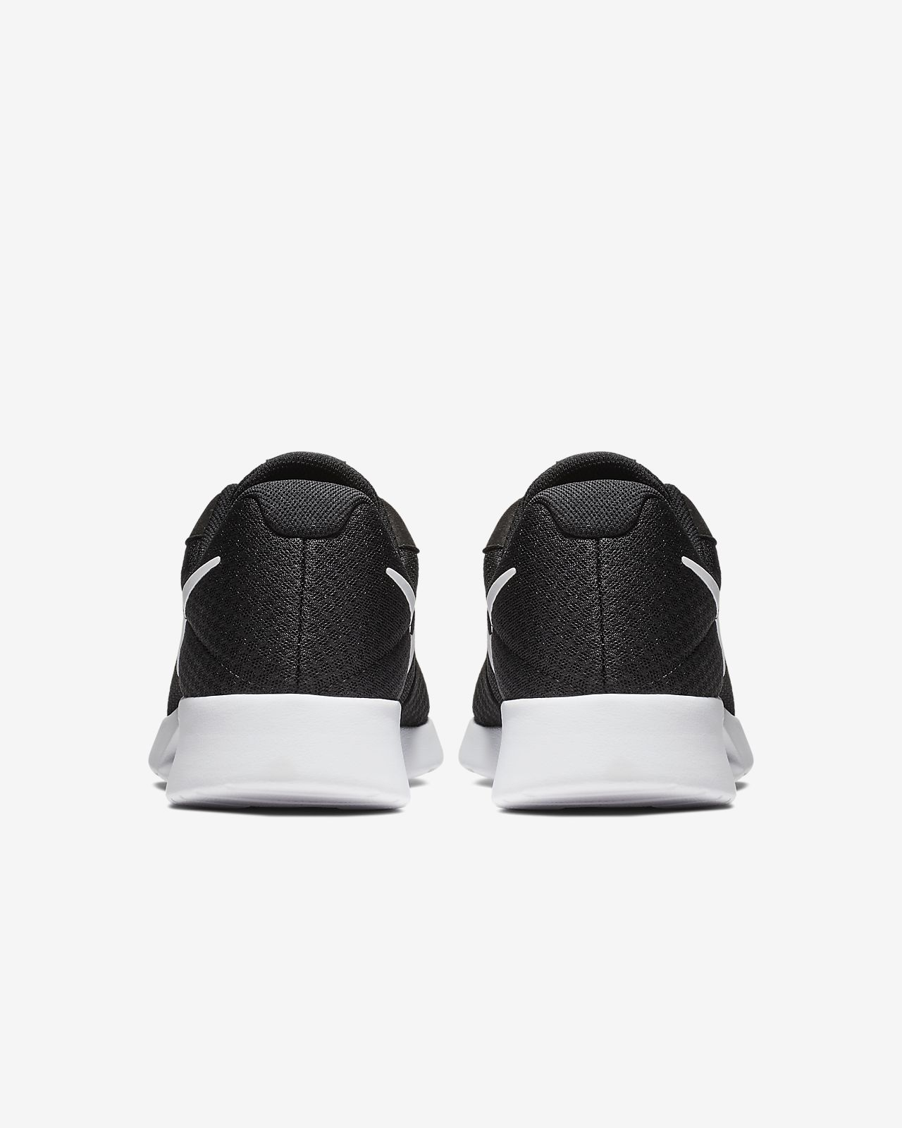nike tanjun black mens trainers nz