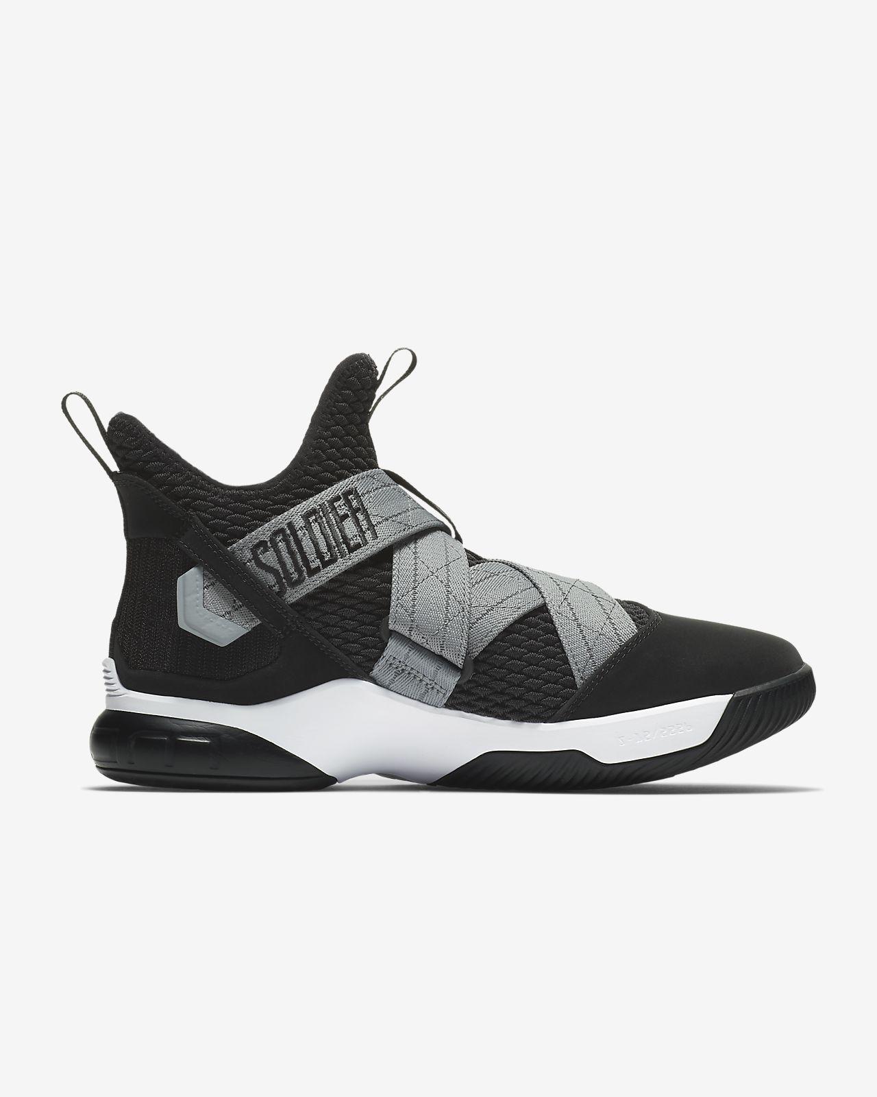 481f1be20b1 LeBron Soldier 12 SFG Basketball Shoe. Nike.com MY
