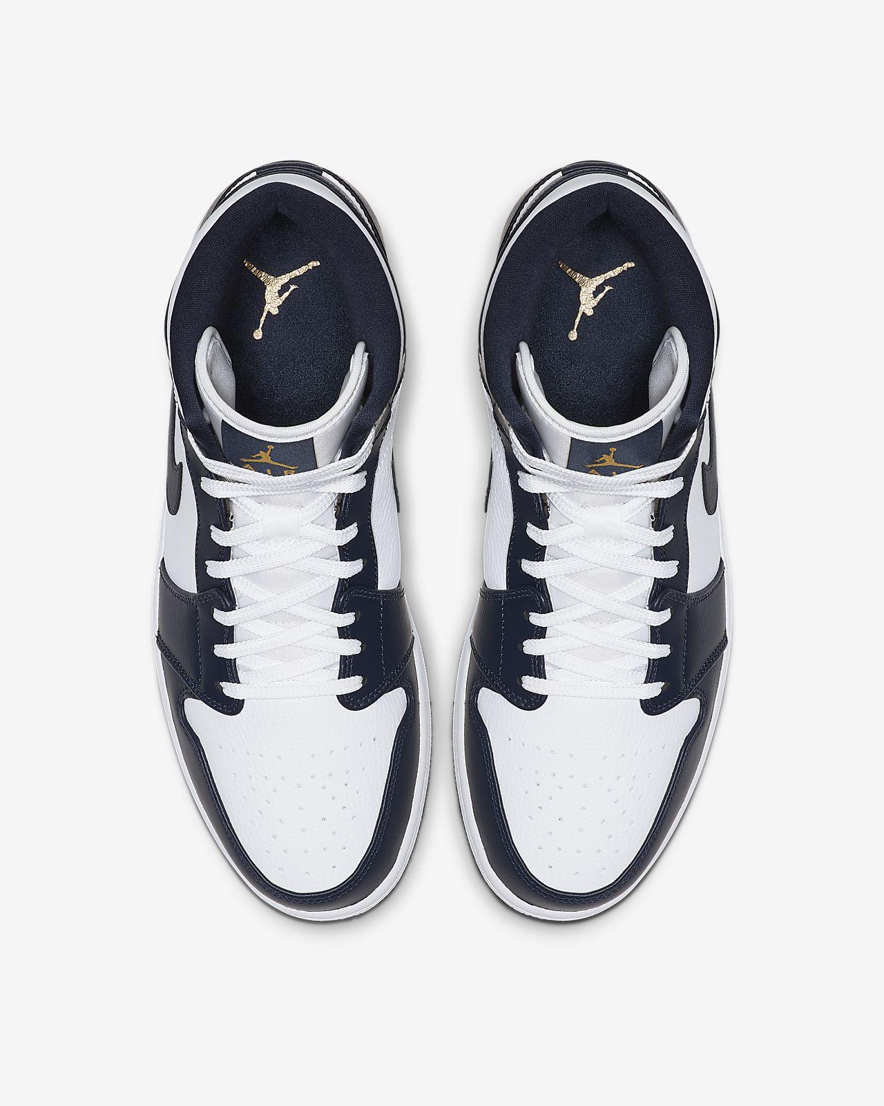 sports shoes a5aca 5d238 Air Jordan 1 Mid Men's Shoe