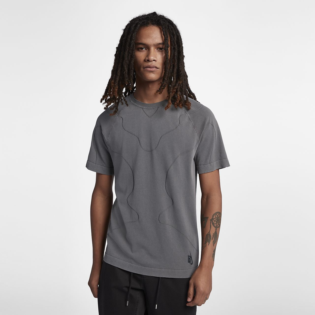 Camisola de manga curta NikeLab Made in Italy para homem