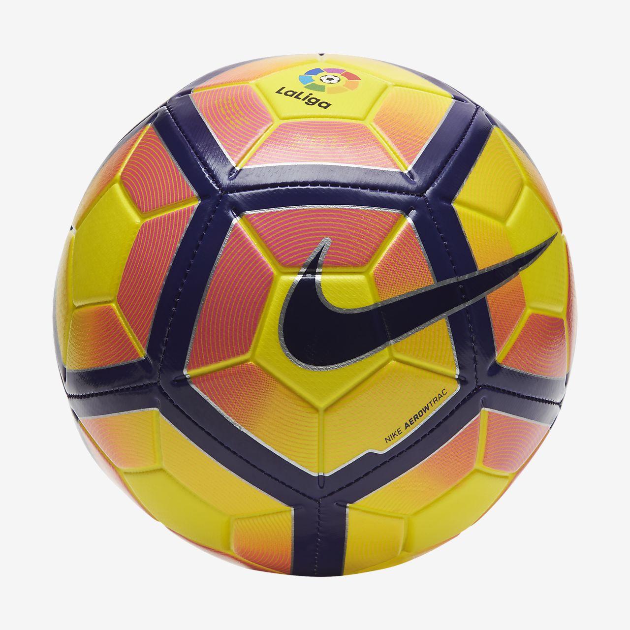 b90148d3a02f0 Balón de fútbol Nike Strike LFP. Nike.com CL