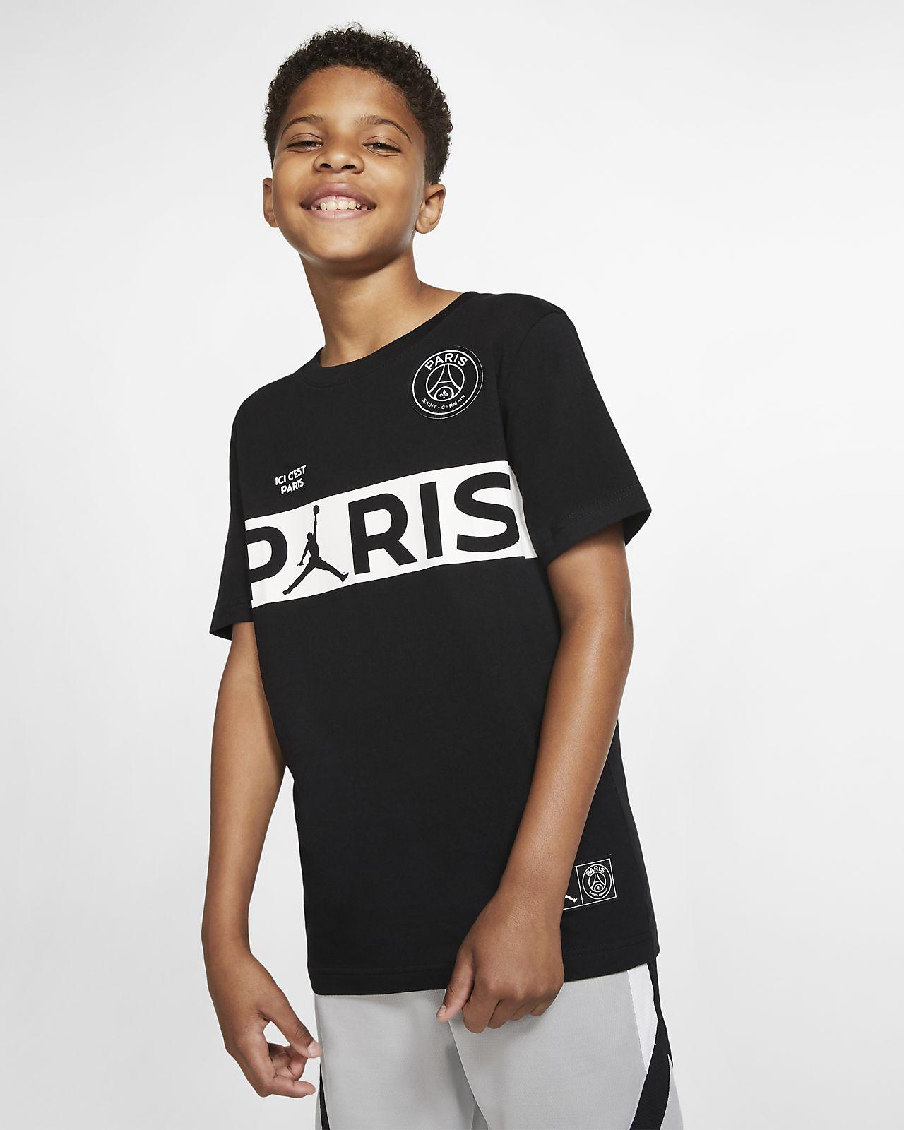 PSG Samarreta de màniga curta - Nen