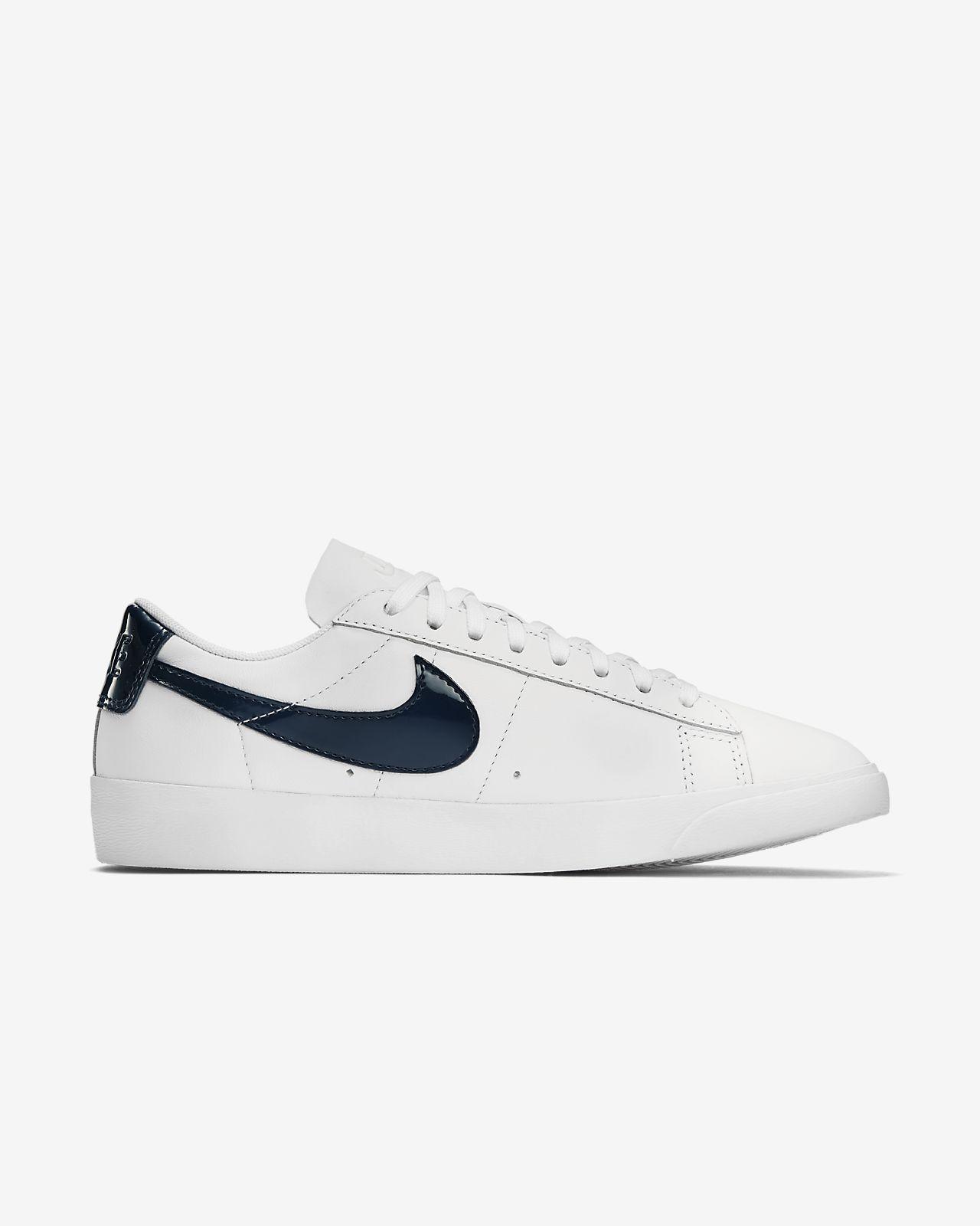 Donna Nike Blazer Taglia 2 ad Alta Top Scarpe Da Ginnastica