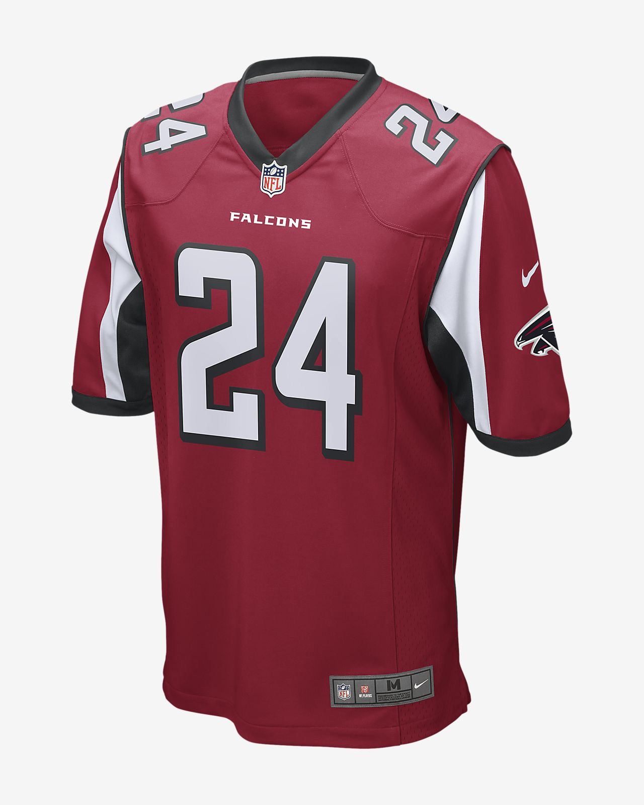 pretty nice 787f8 4d446 NFL Atlanta Falcons (Devonta Freeman) Men's Football Game Jersey