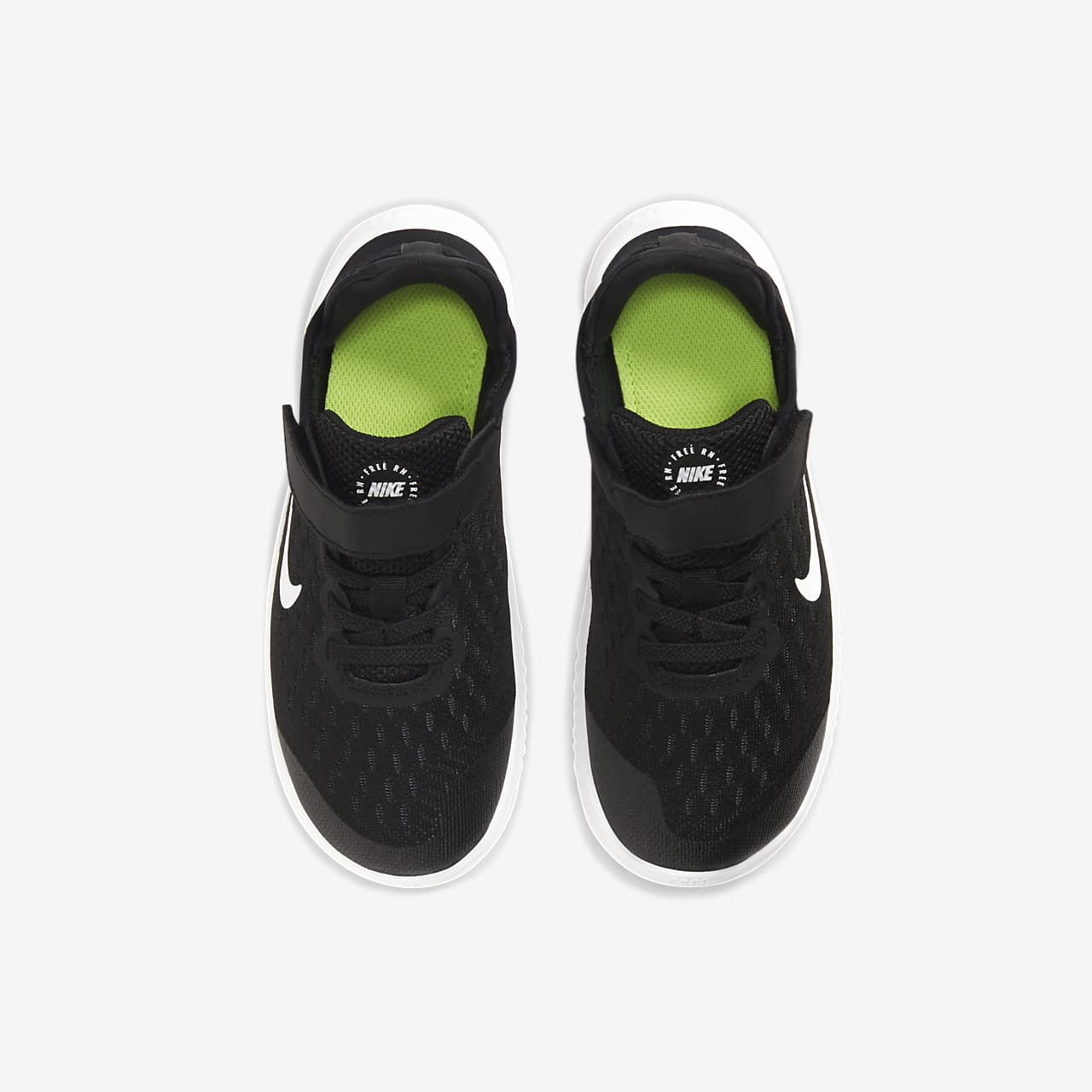 the best attitude 59fcf 6b168 nike free rn little kids