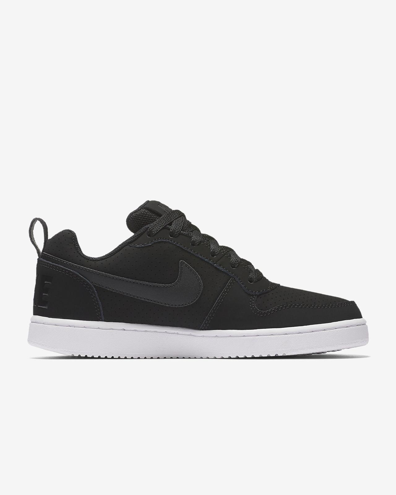 nett Nike Kids' Court Borough Low EP Shoe (Older Kids