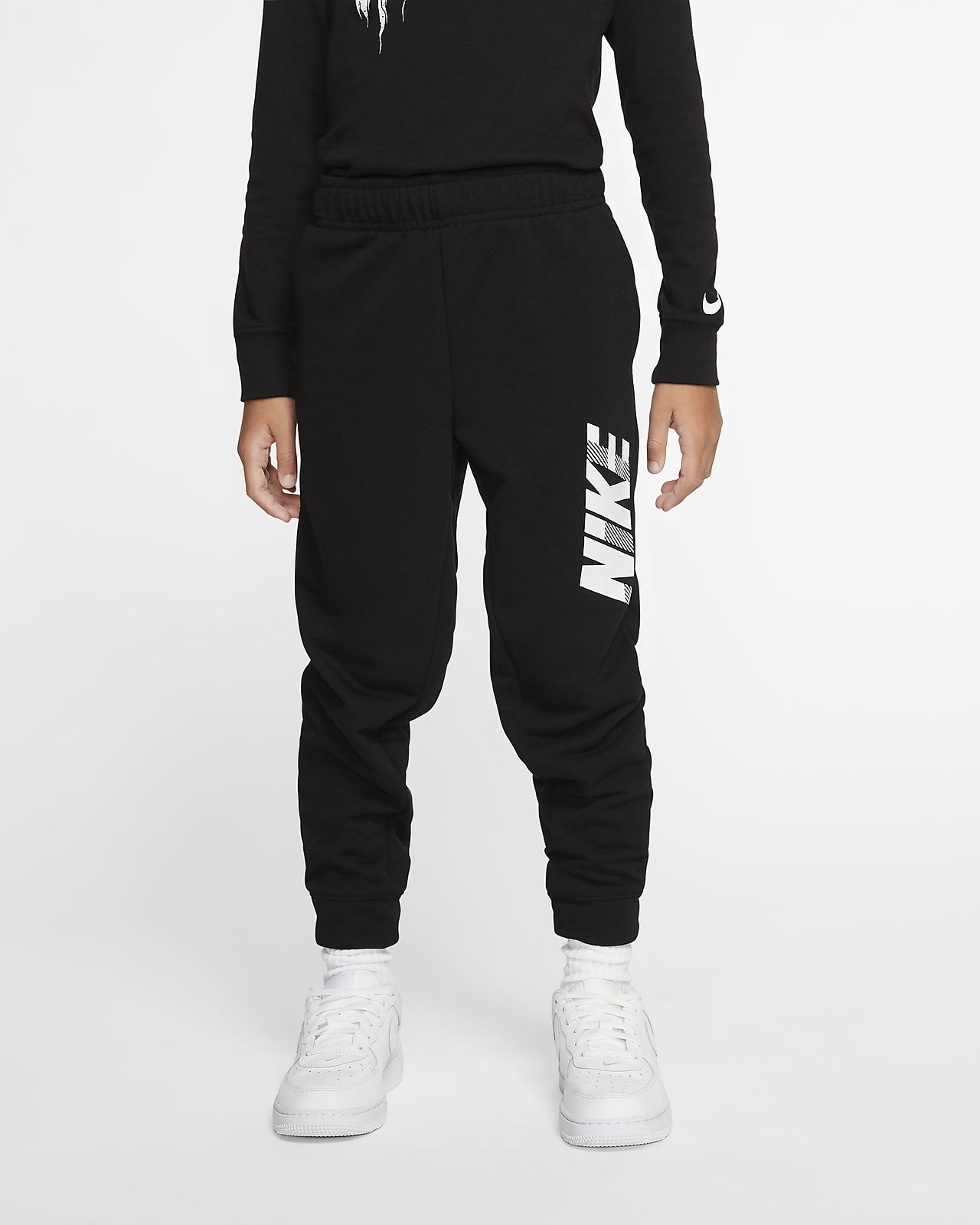 Nike Dri-FIT Little Kids' Cuffed Pants