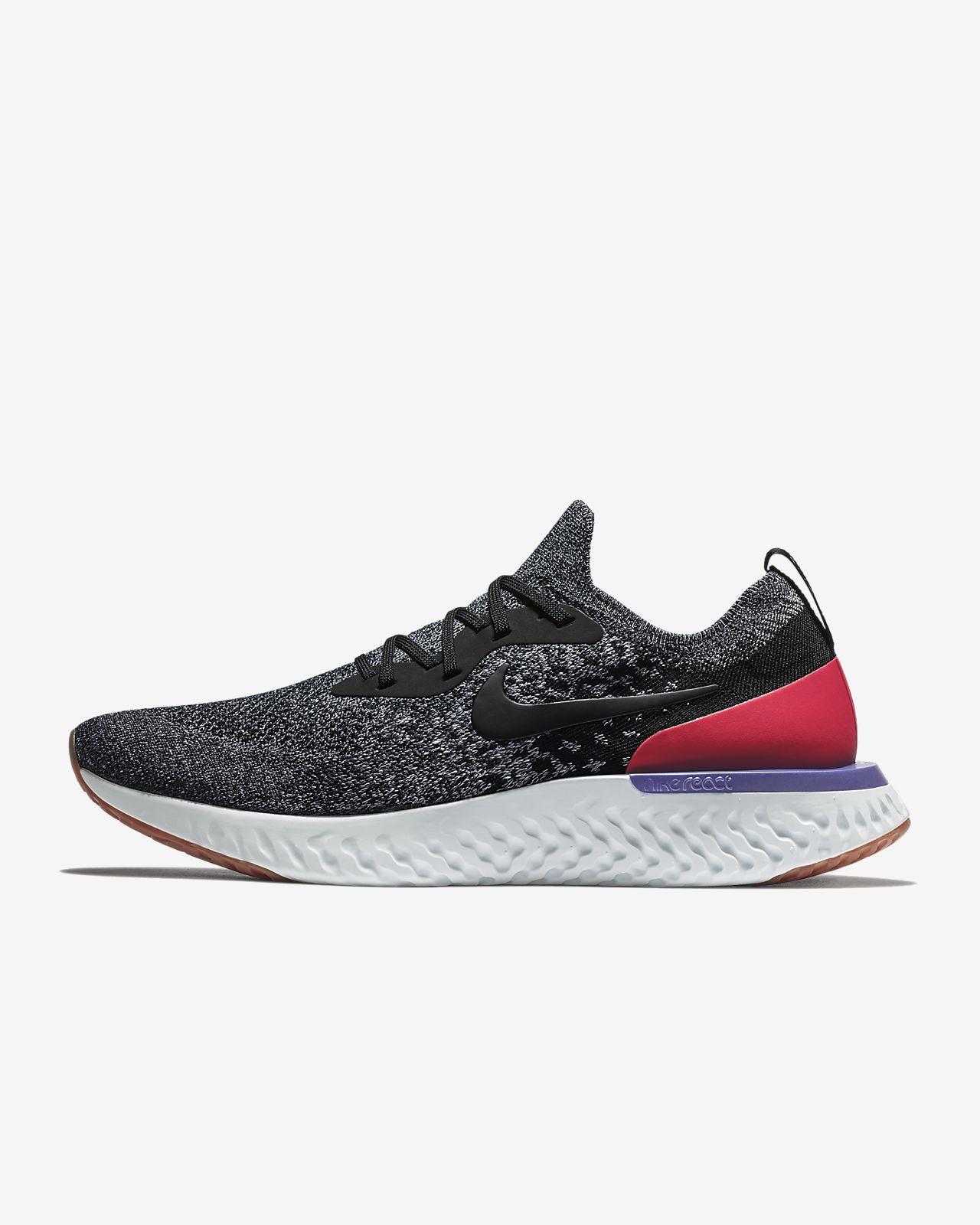 9599a51a66a9 Chaussure De Running Nike Nike Running Epic React Flyknit Pour Ch 223ffd