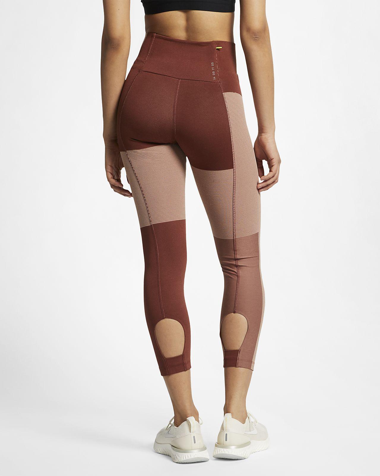c2cdf184e6949 Nike Tech Pack Women's Running Crop. Nike.com GB