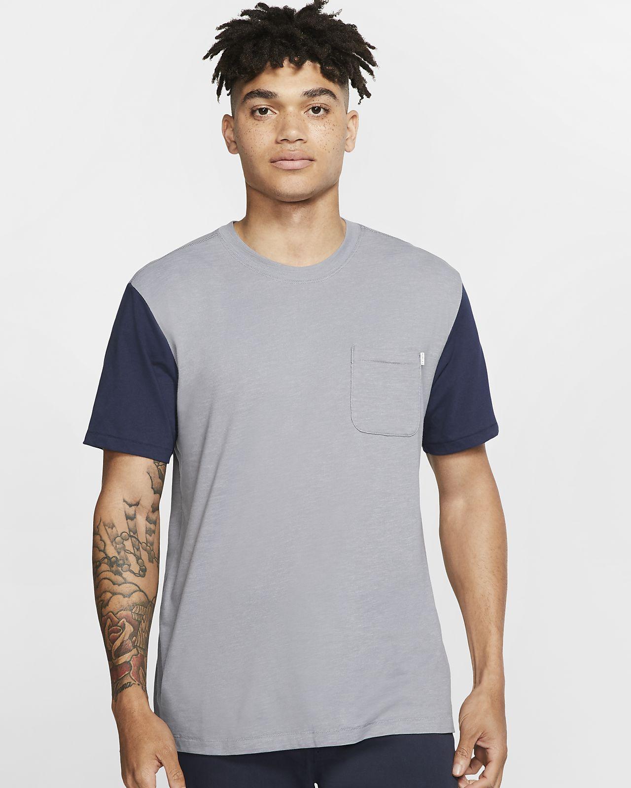 Hurley Dri-FIT Bridge Men's Short-Sleeve Knit Top