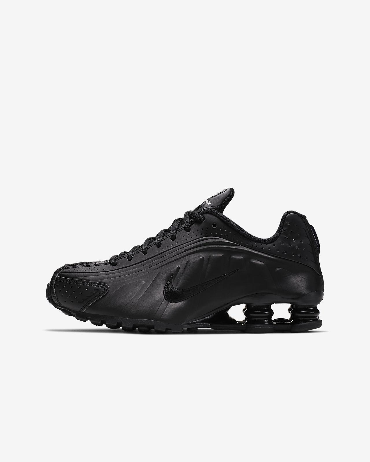 Кроссовки для школьников Nike Shox R4