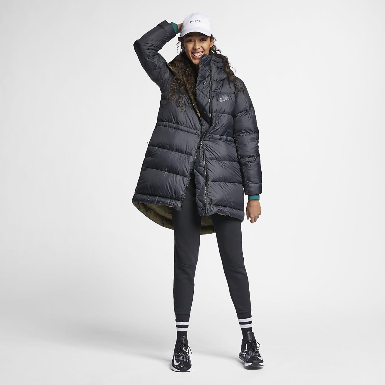 Femme Ma Pour Veste Duvet En Réversible Nike Sportswear yBYv0w e822b6f481d