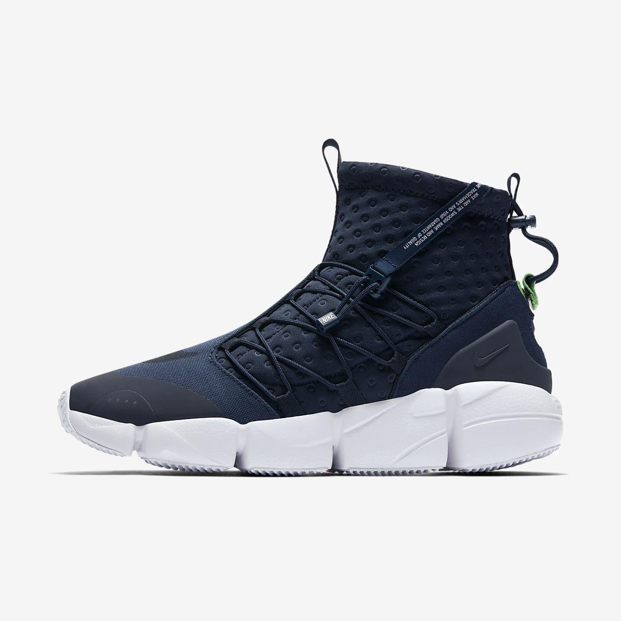 Nike Air Footscape Mid Utility 男子运动鞋