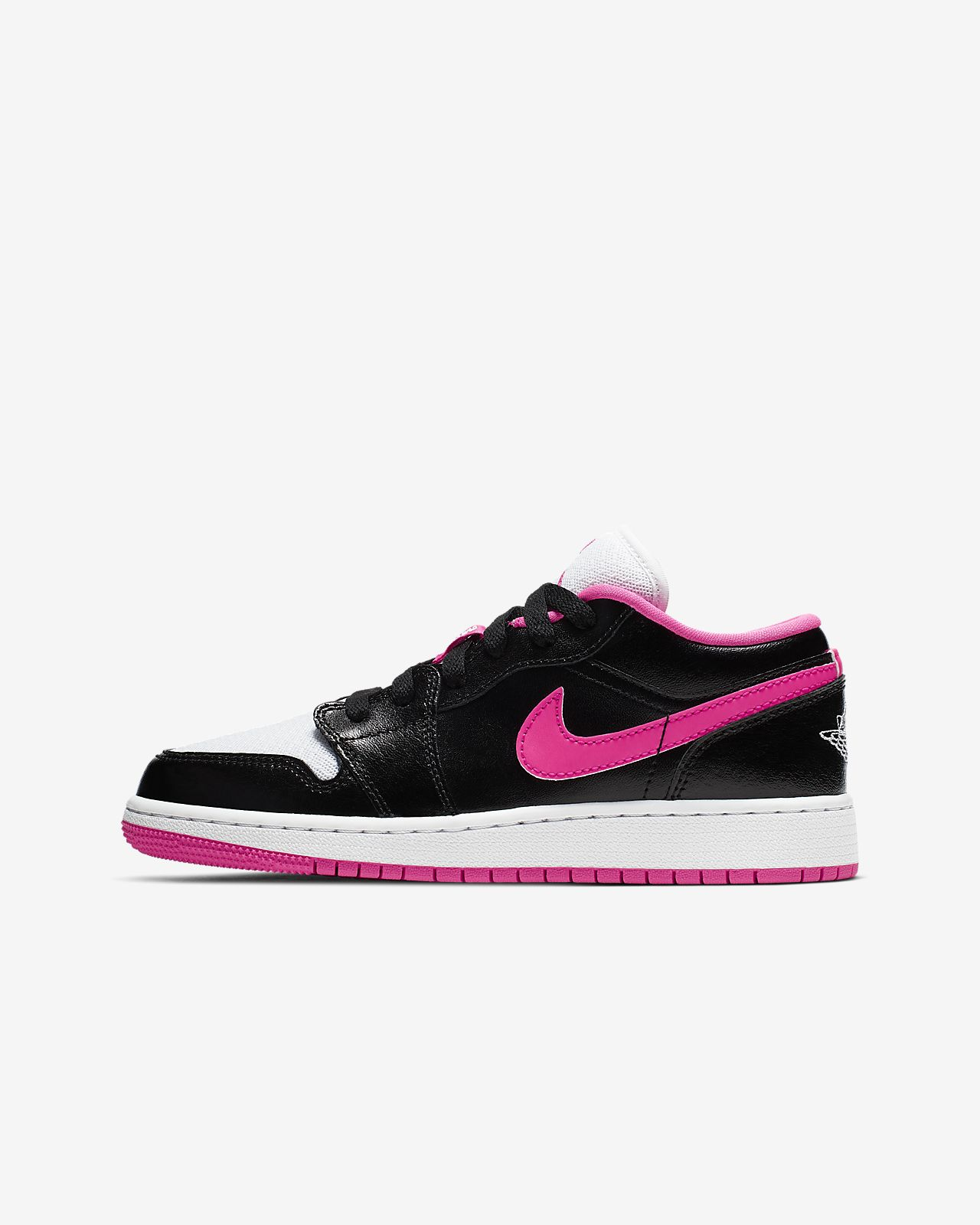 e8b47b1538 Air Jordan 1 Low Big Kids' (Girls') Shoe. Nike.com