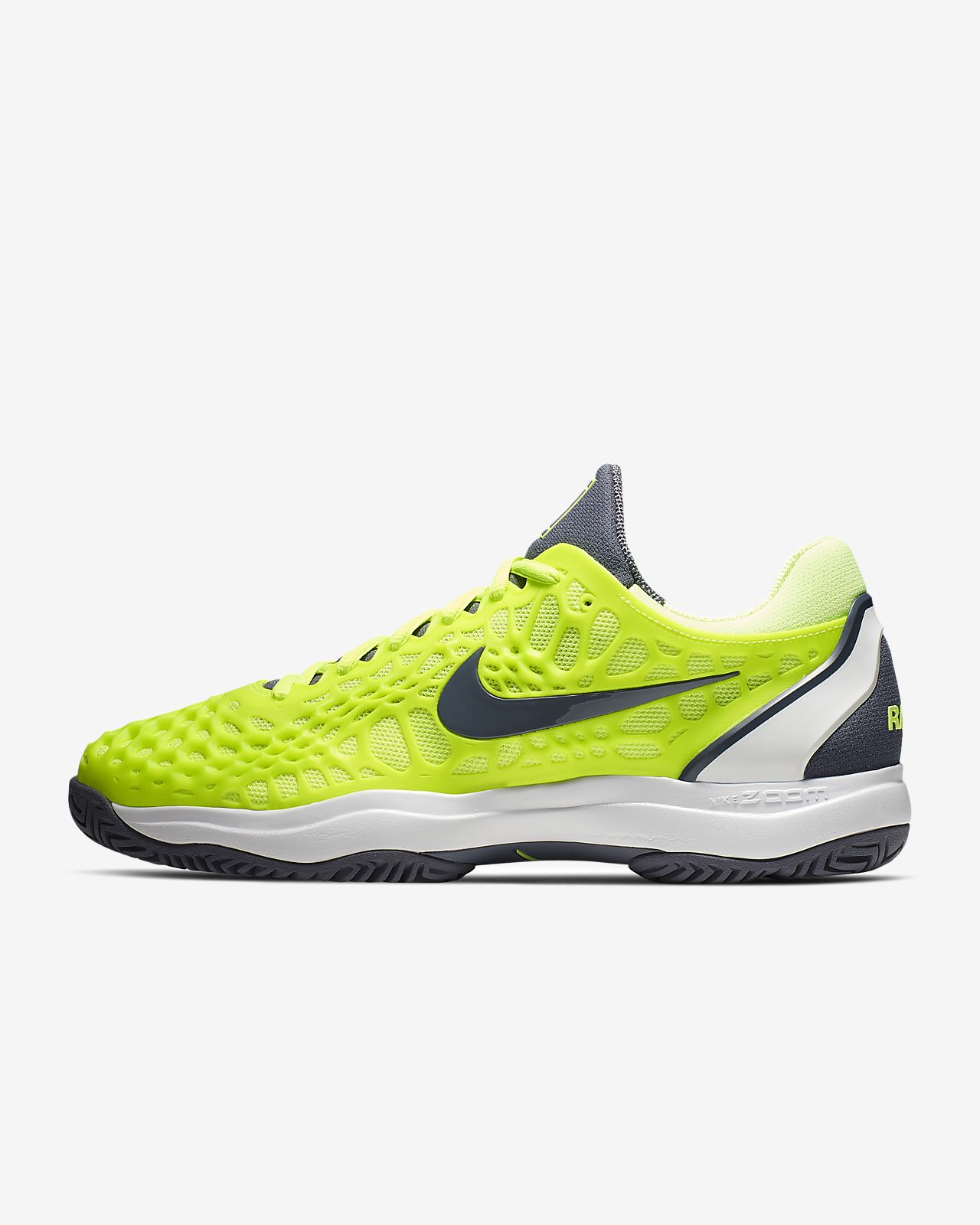 NikeCourt Zoom Cage 3 Sabatilles per a pista ràpida de tennis - Home
