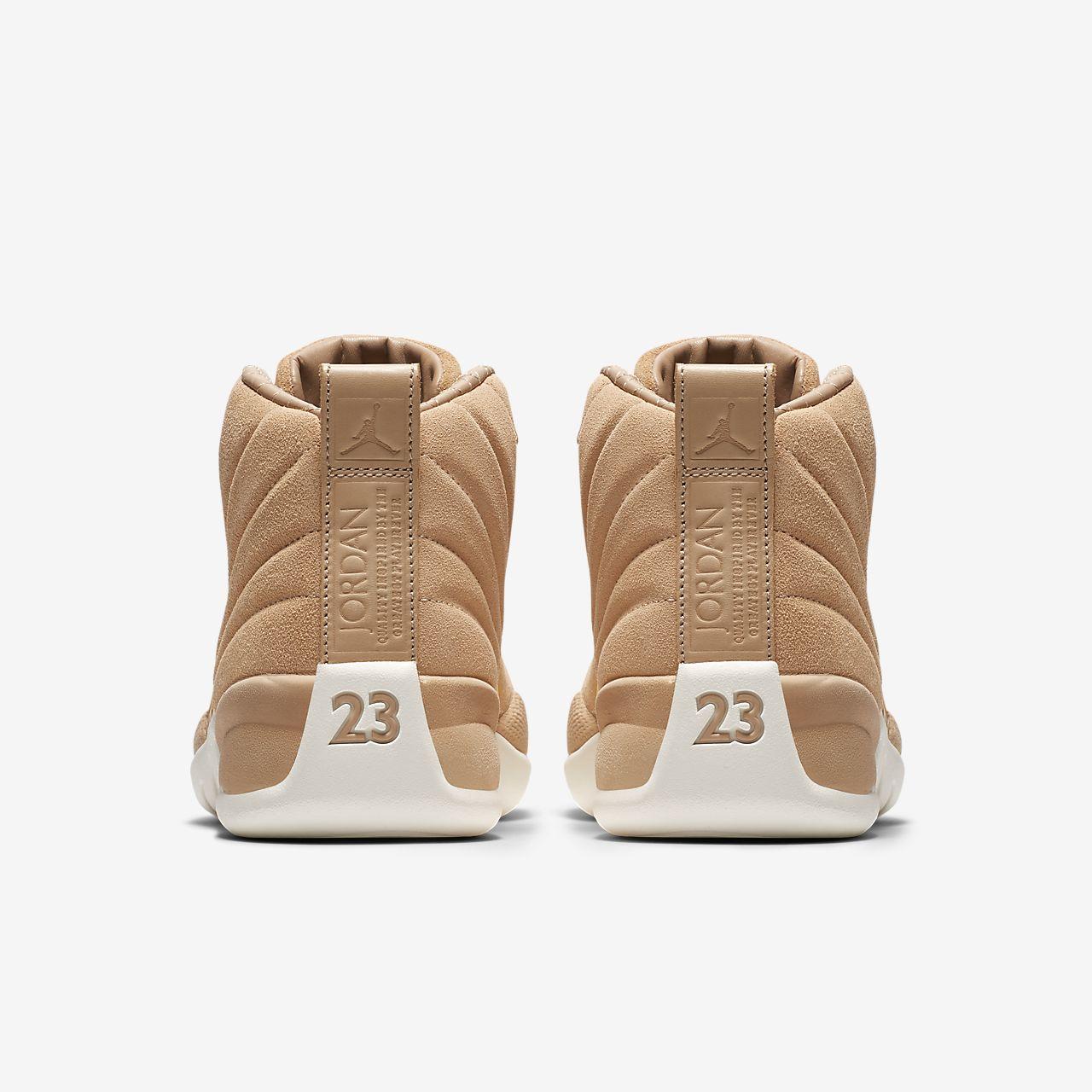 Air Jordan Retro 11 Womens Shoe Beige Pink shoes