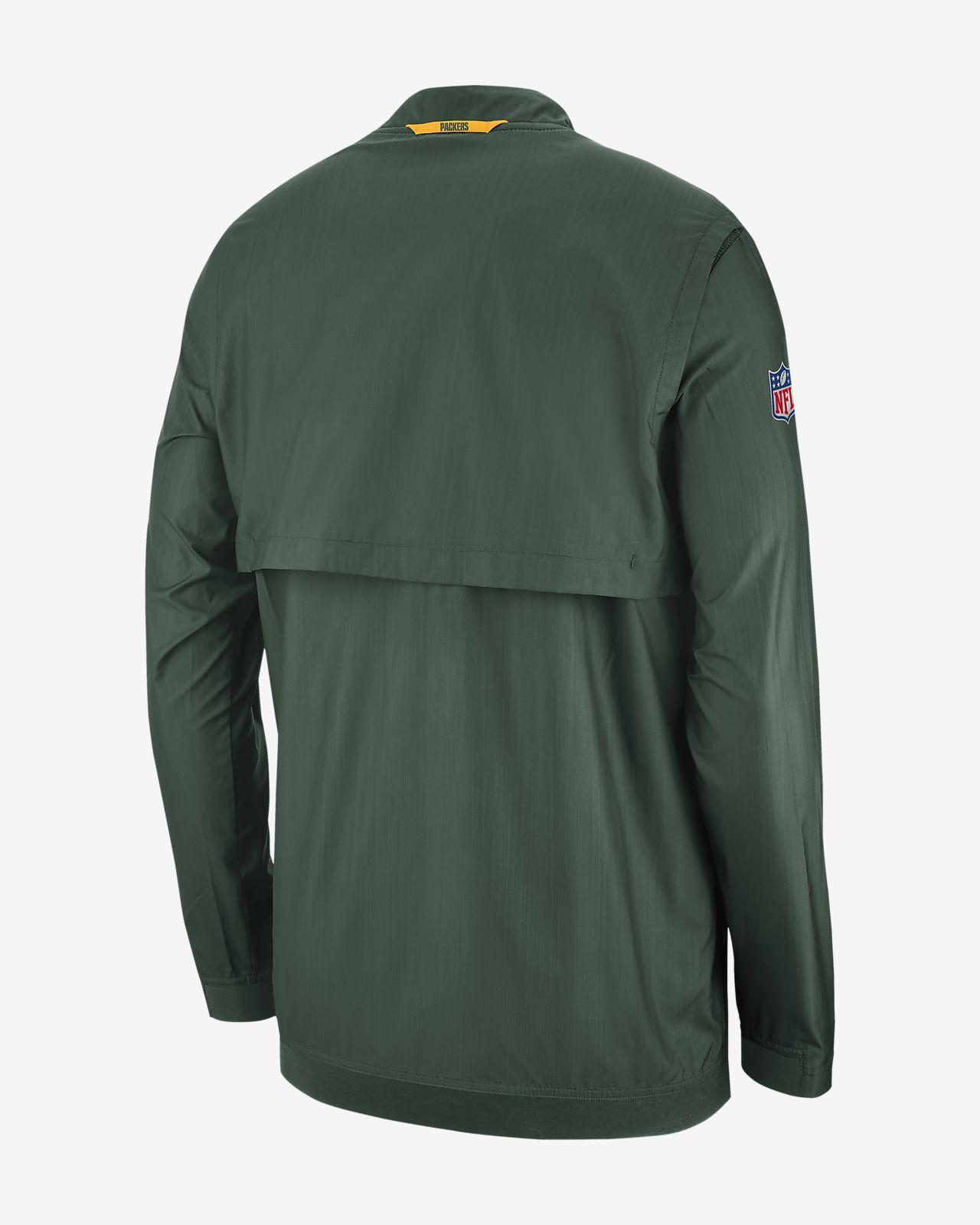 a526d1a7bc91 Nike Lockdown (NFL Packers) Men s Half-Zip Jacket. Nike.com