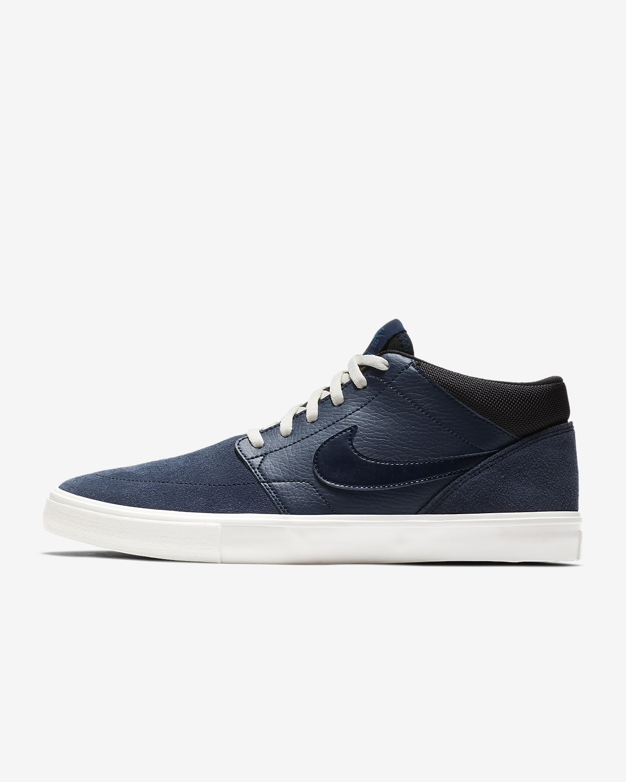 usa cheap sale outlet store sale classic Nike SB Solarsoft Portmore II Mid Men's Skateboarding Shoe
