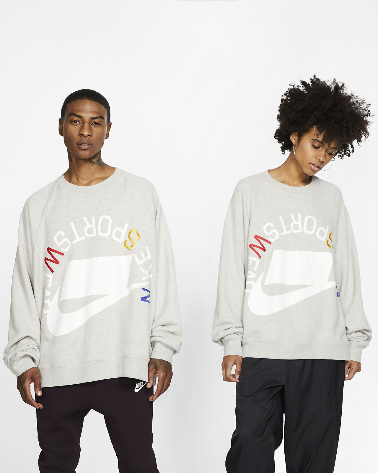 Nike Sportswear NSW French Terry Crew