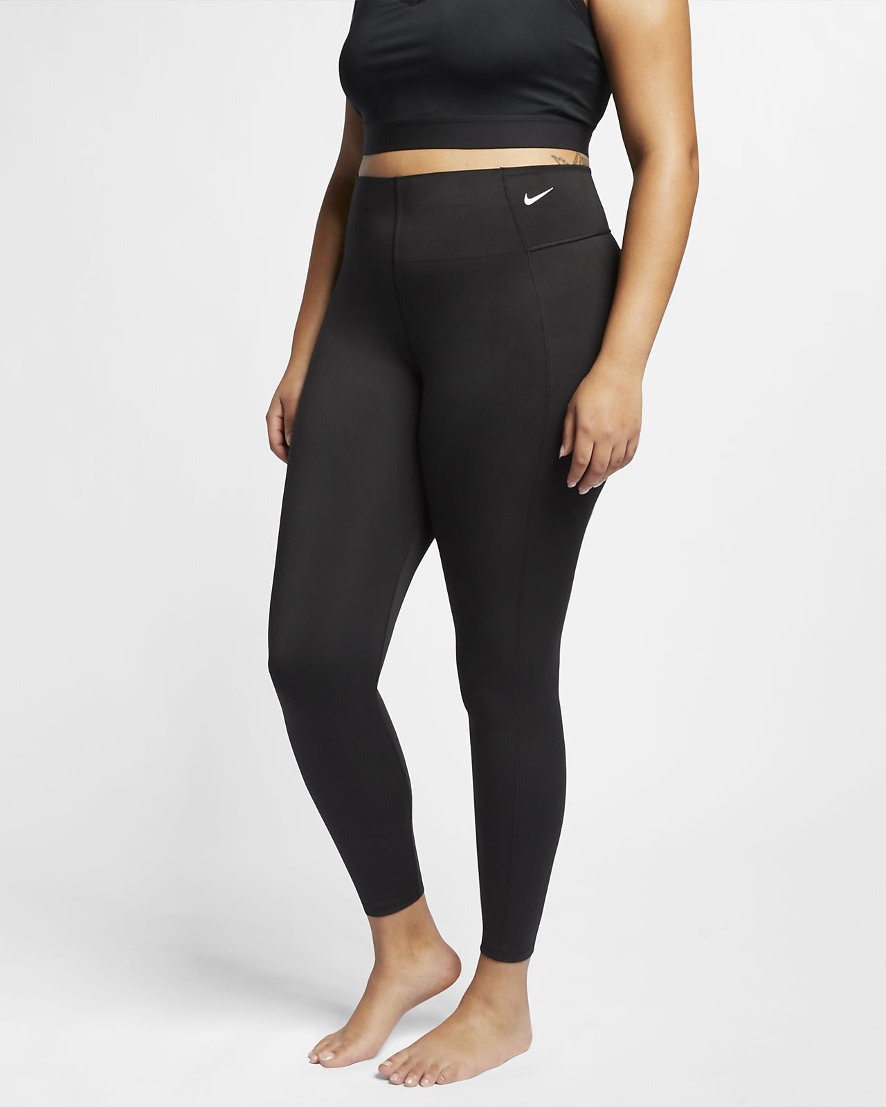 a091c7530a Nike Sculpt Women s Training Tights (Plus Size). Nike.com GB