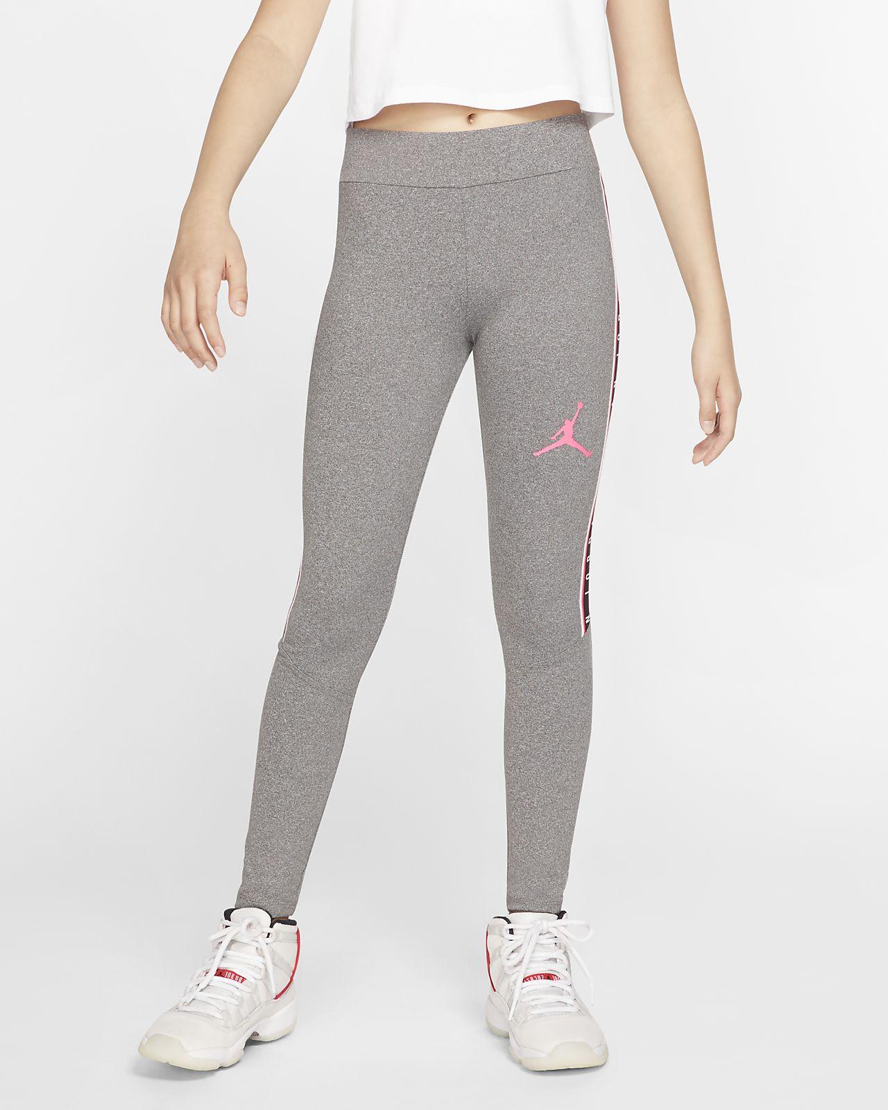 Jordan-Dri-FIT-leggings til store børn (piger)