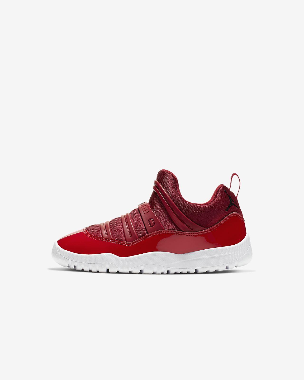 Jordan 11 Retro Little Flex PS 复刻幼童运动童鞋