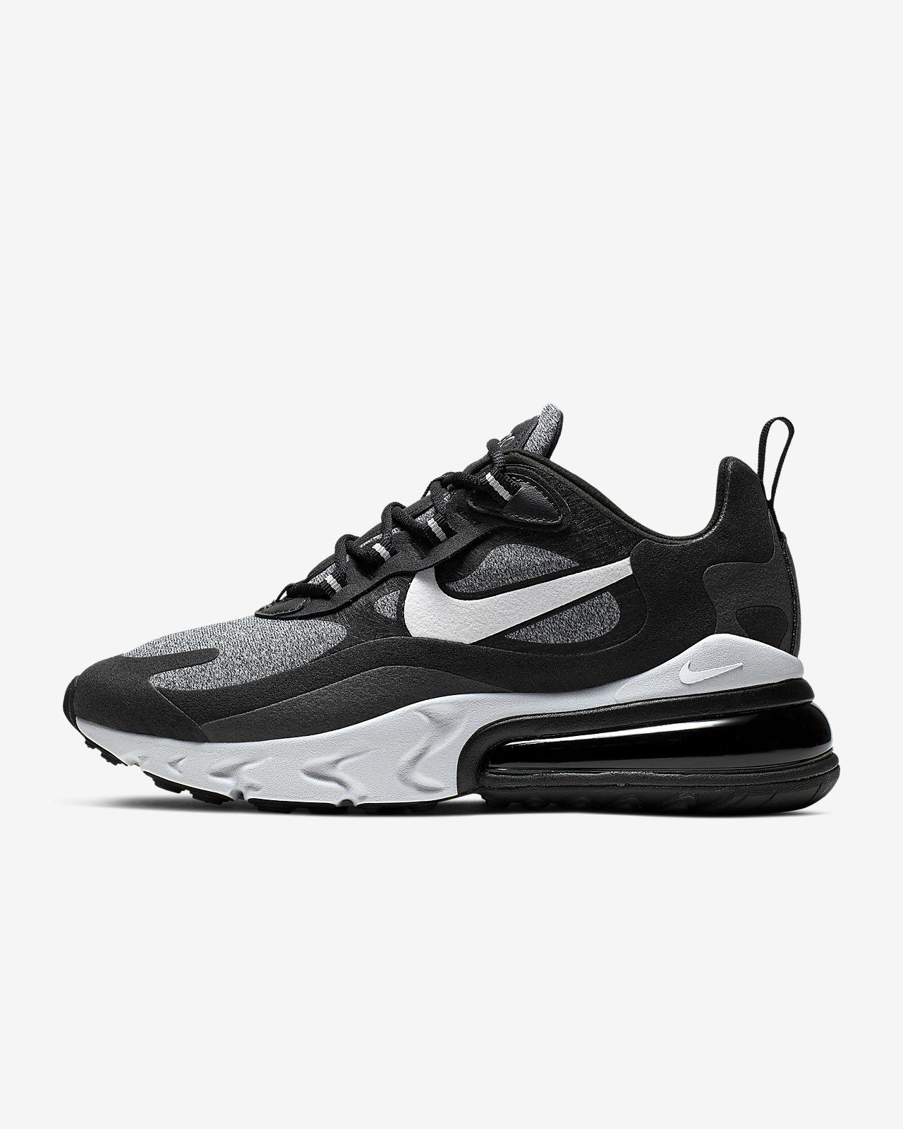 Nike Air Max 270 React in schwarz AT6174 005 | everysize
