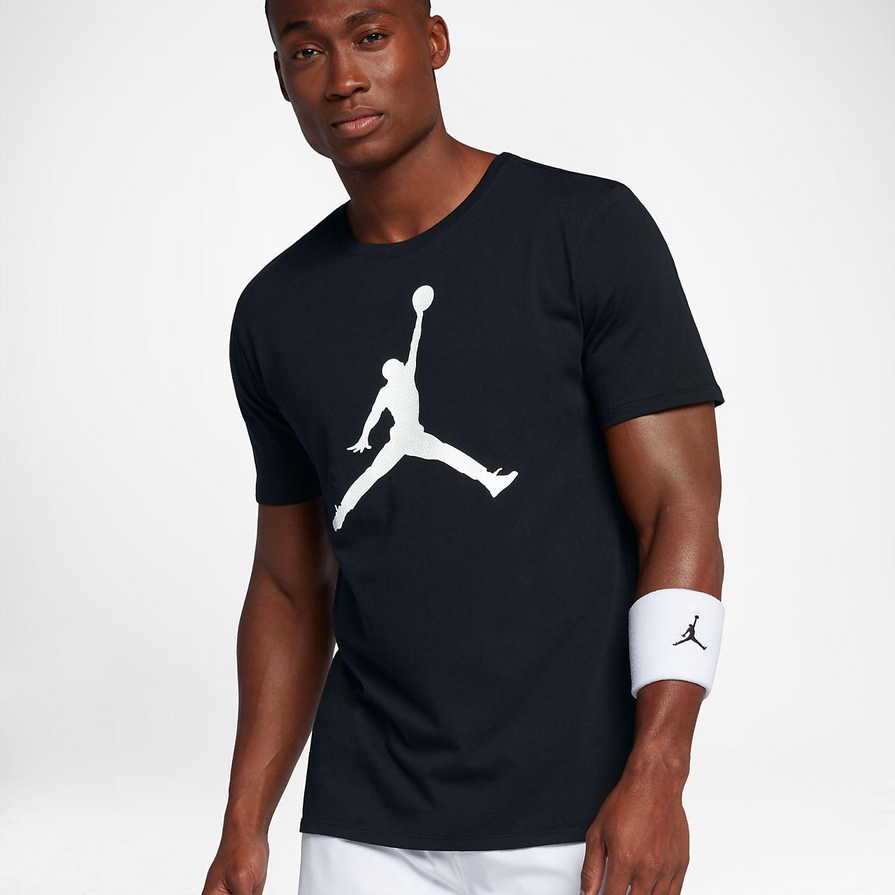Jordan Lifestyle Iconic Jumpman Men s T-Shirt. Nike.com LU 3dd9c4586e