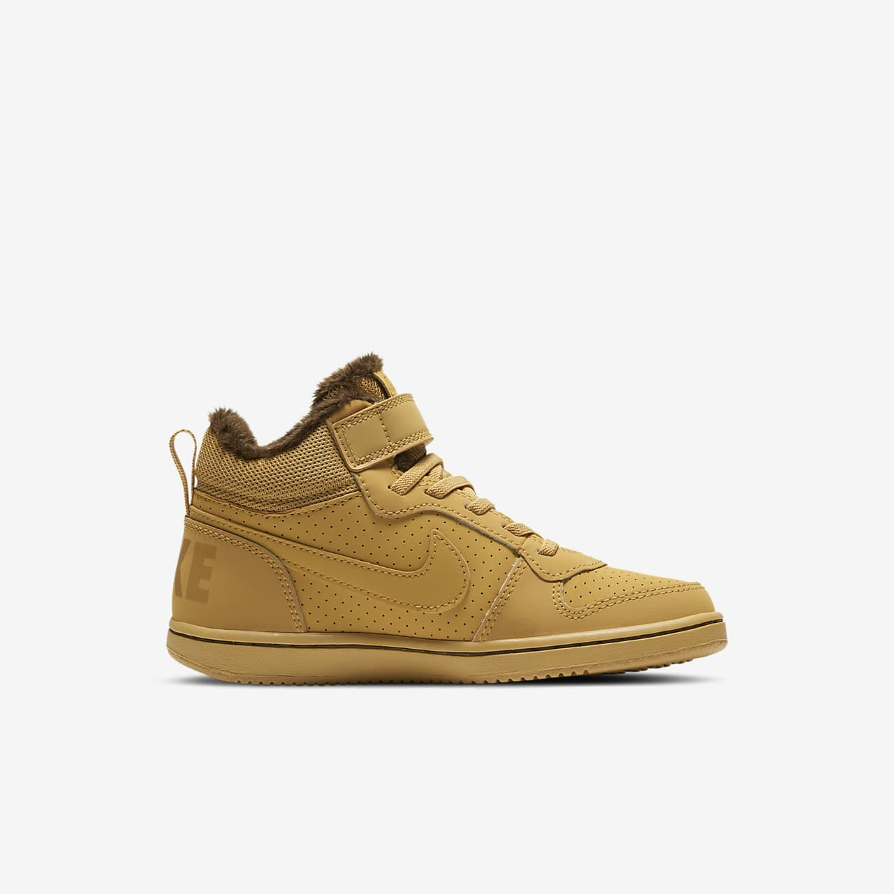 nike court borough mid bambino