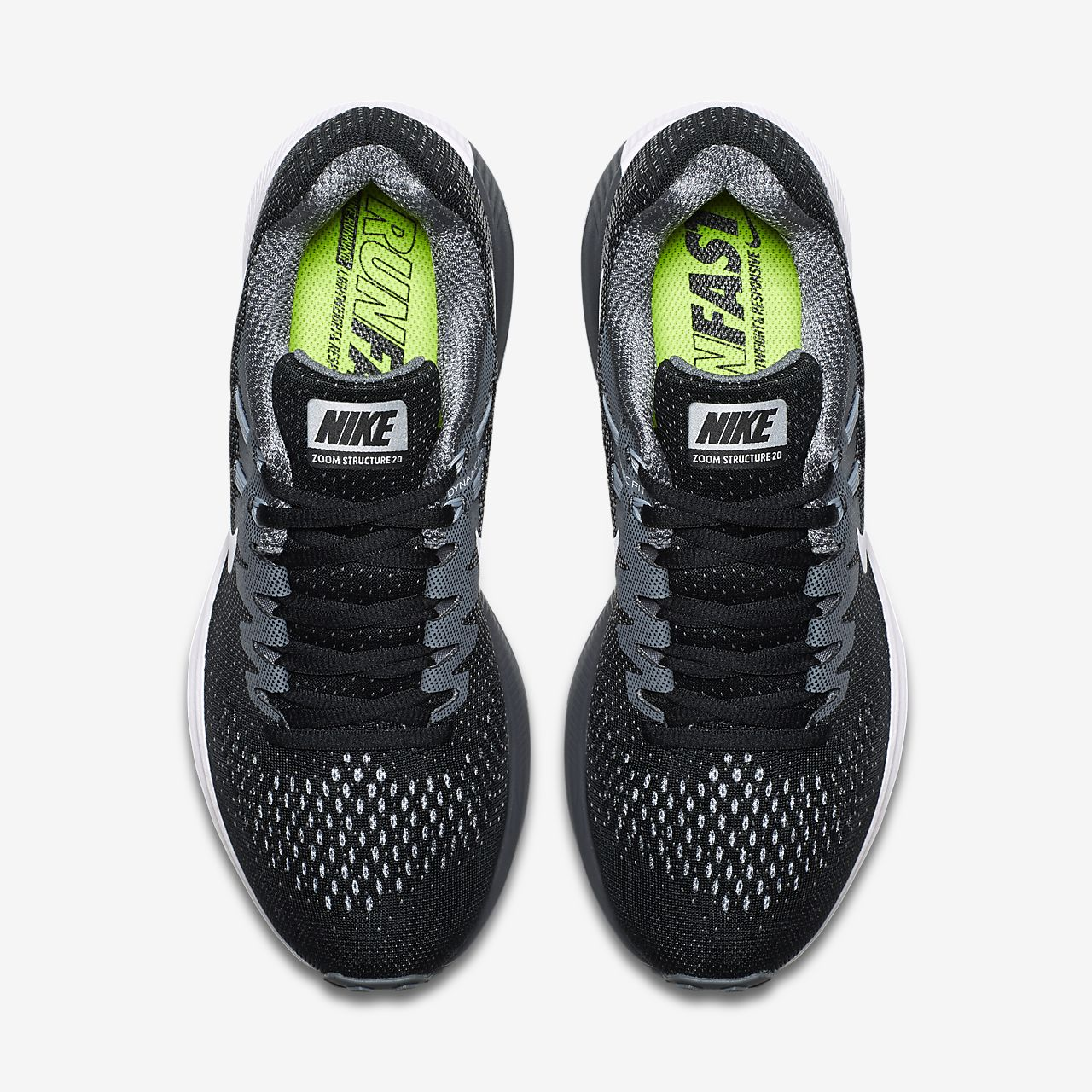 Nike Womens Air Zoom Structure 20 Running Shoe
