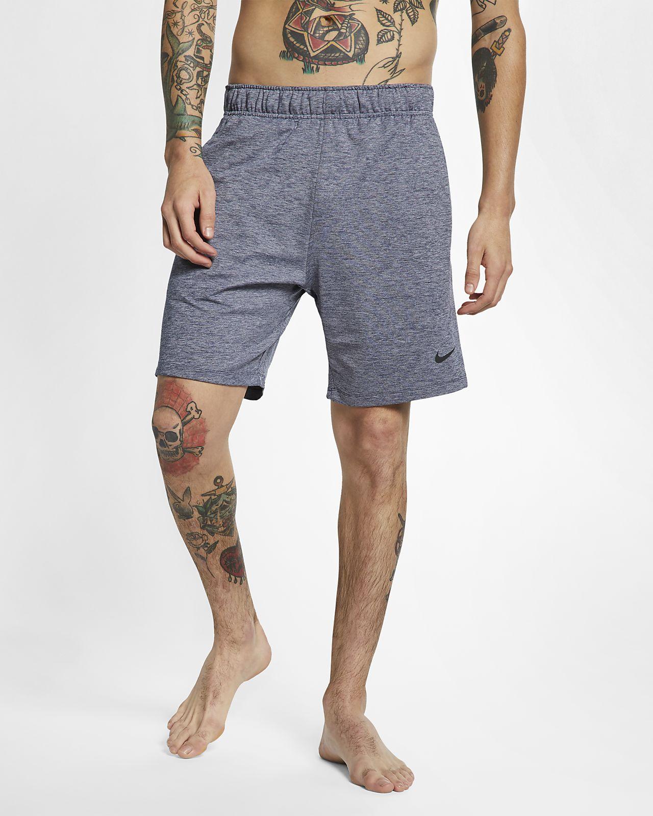 Nike Dri-FIT 男款瑜伽訓練短褲