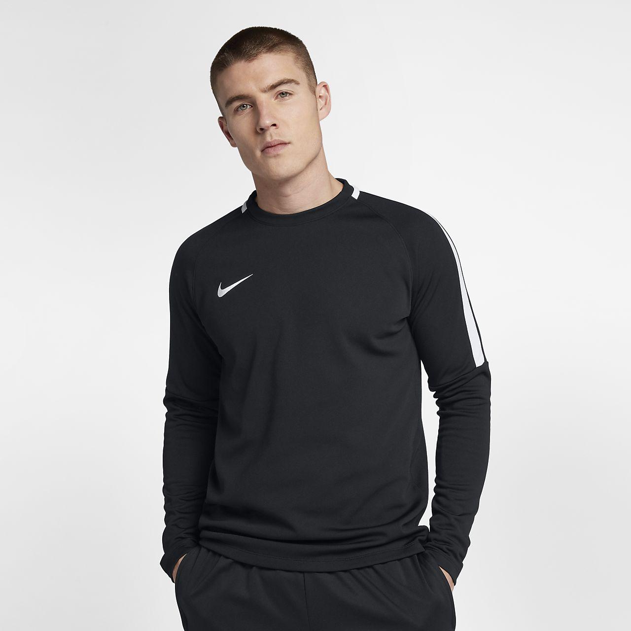 Pour De Homme Nike Fit Football Academy Dri Shirt Sweat Ch pPq0w0