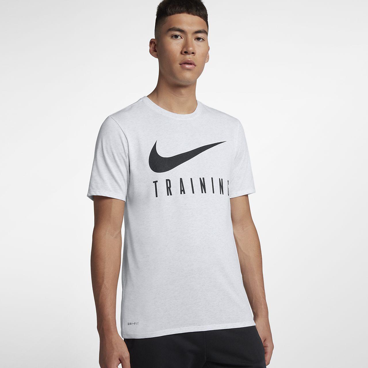the latest 138e9 60d0f ... Tränings-t-shirt Nike Dri-FIT för män