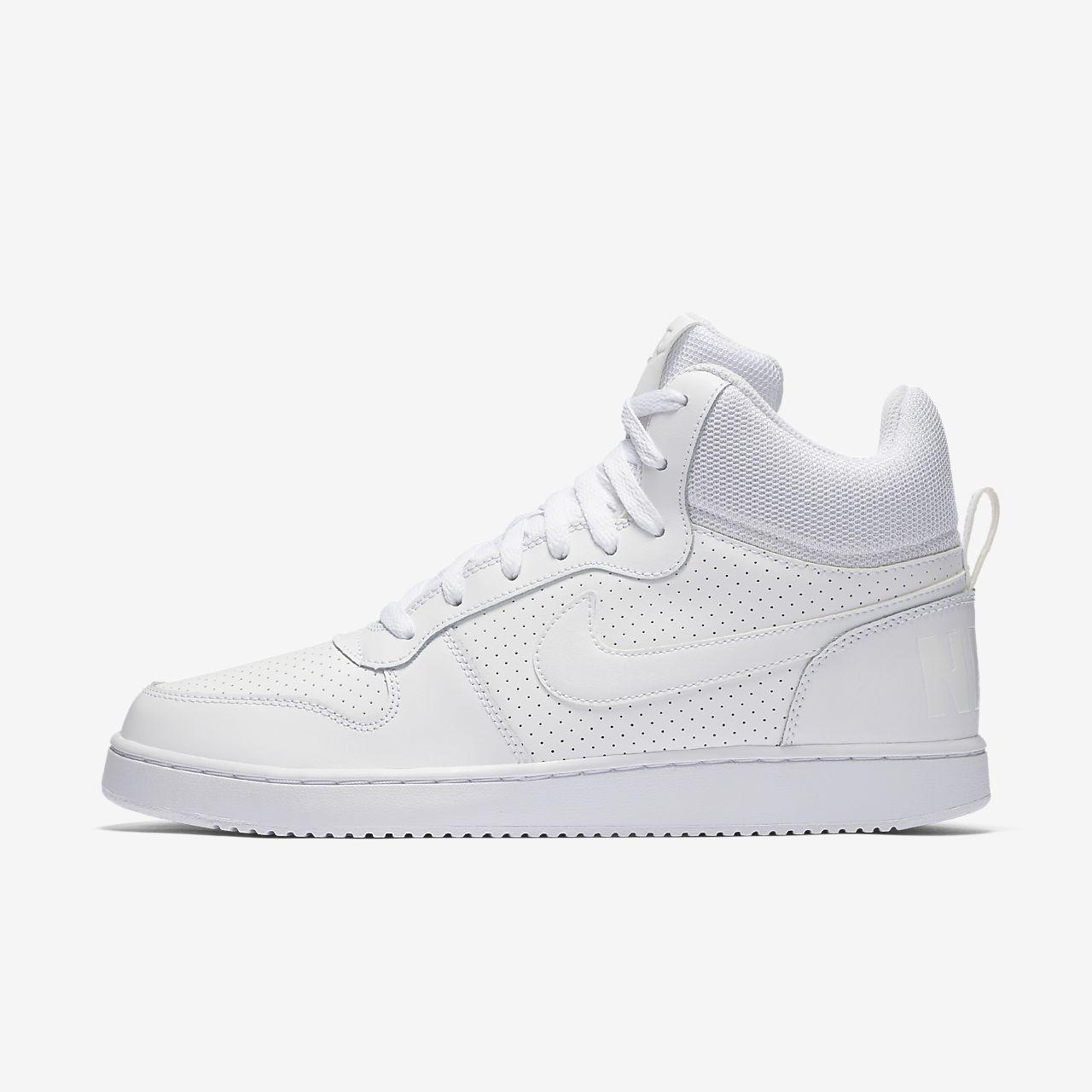 online store c80ba 37b87 ... Chaussure NikeCourt Borough Mid pour Homme