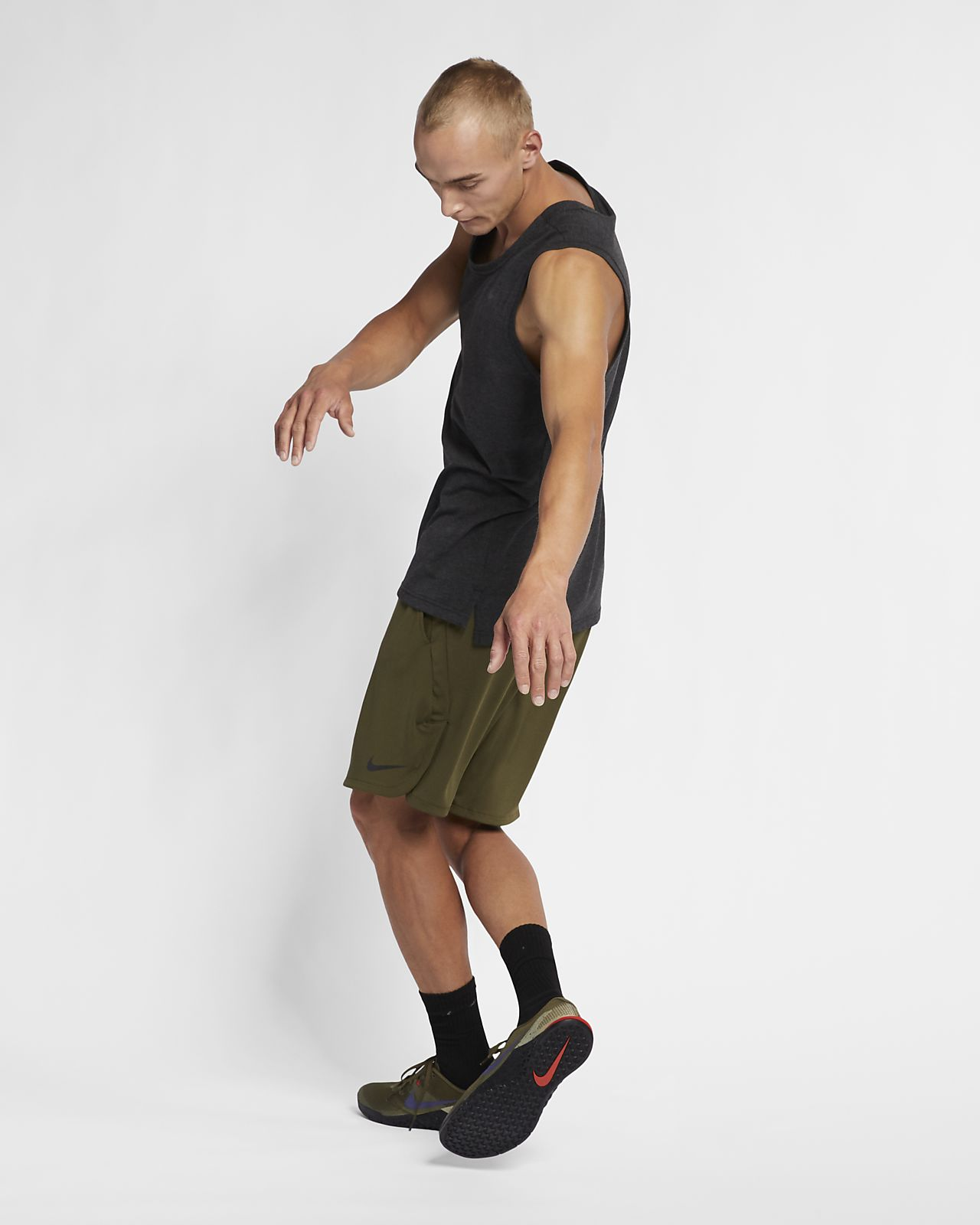 Ανδρικό φανελάκι προπόνησης Nike Breathe