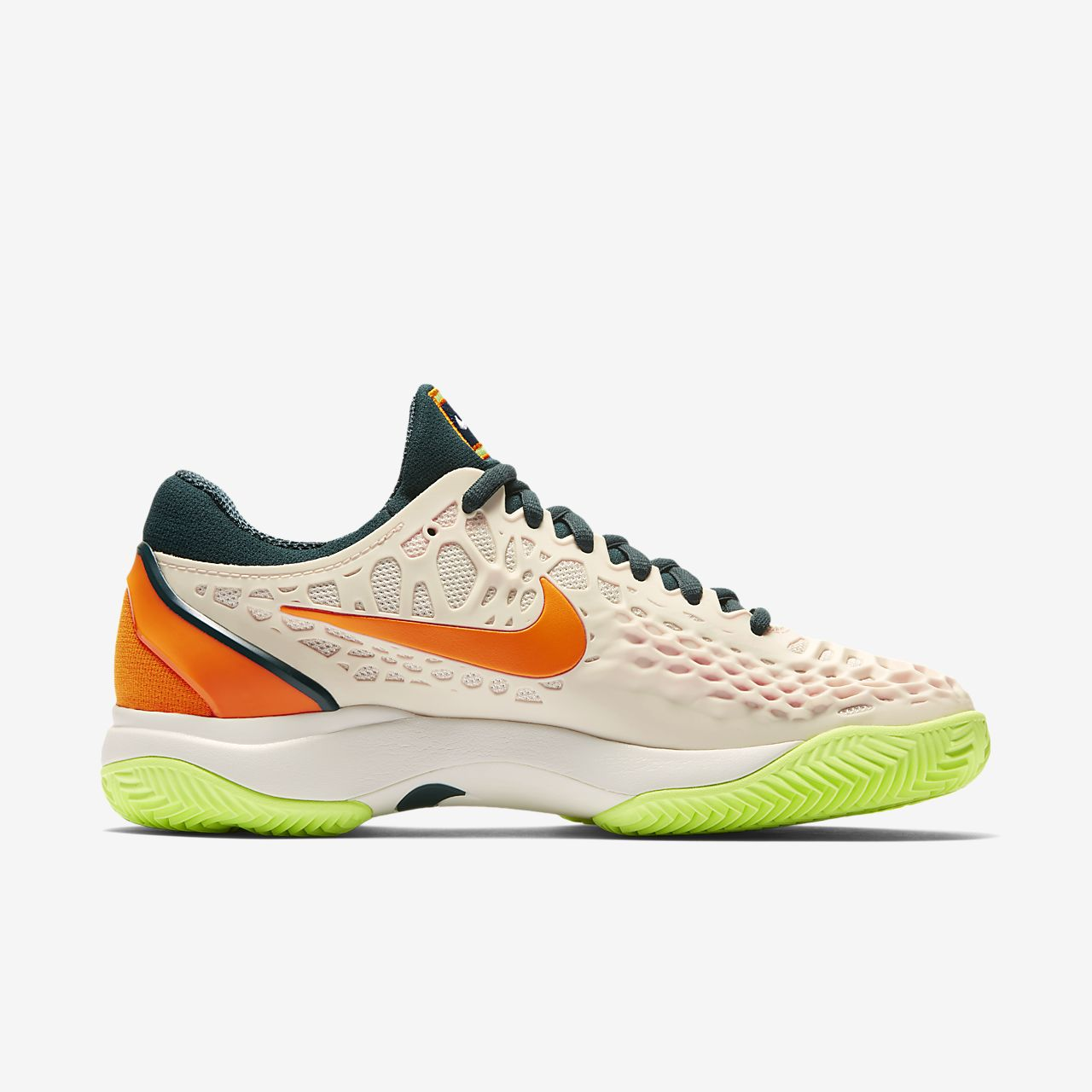 Donna Zoom It 3 Clay Nike Tennis Bqwbxoh Cage Da Scarpa E8f1q
