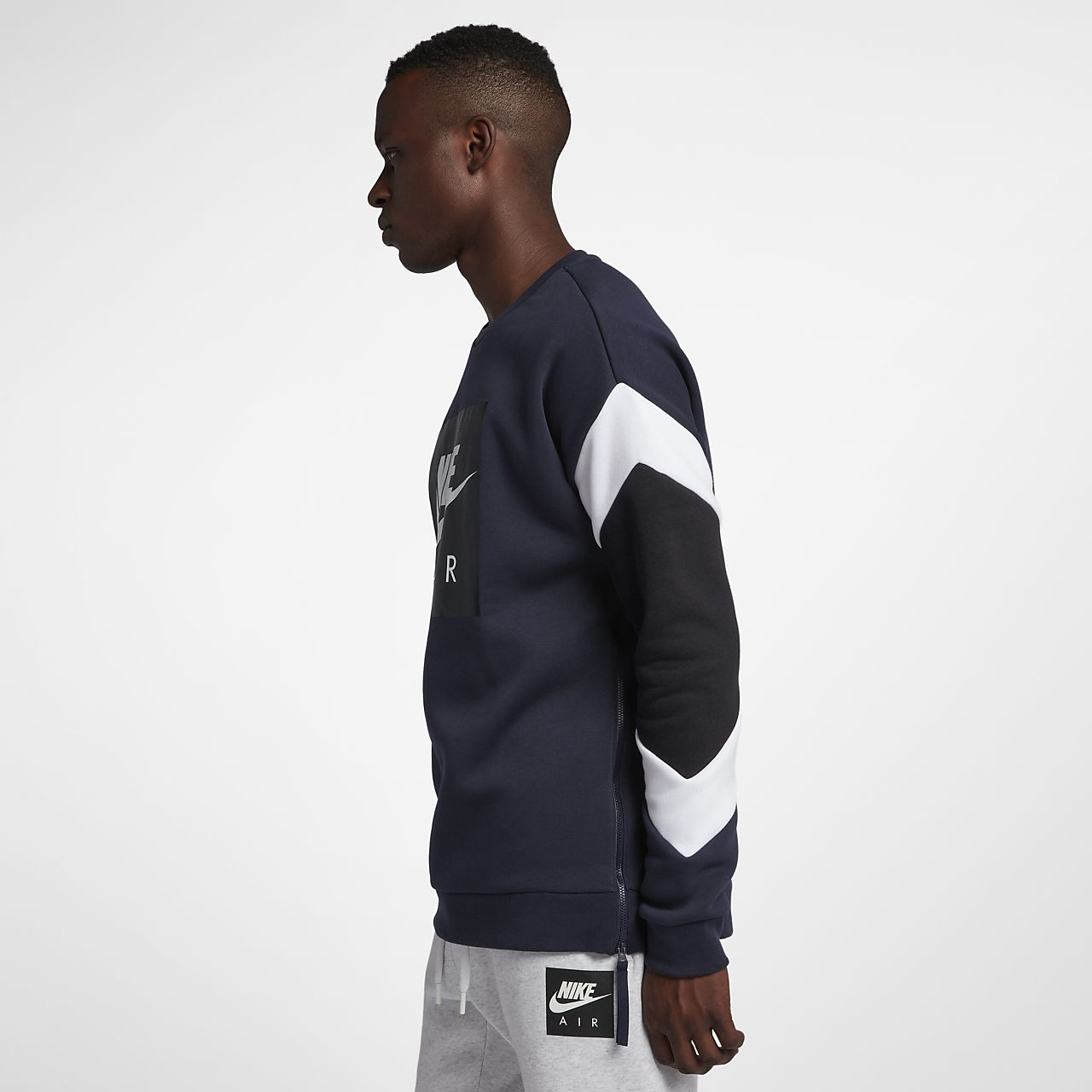 Nike Air fleecegenser til herre. Nike NO